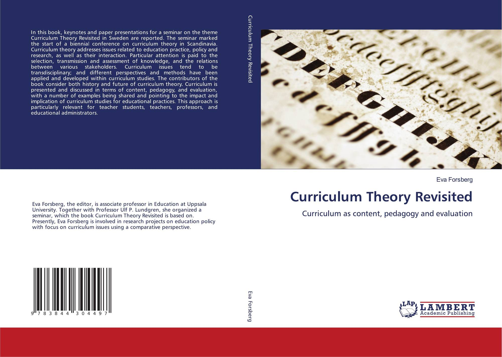 curriculum and theoretical The tyler model, developed by ralph tyler in the 1940's, is the quintessential prototype of curriculum development in the scientific approach one could almost dare to say that every certified teacher in america and maybe beyond has developed curriculum either directly or indirectly using this.