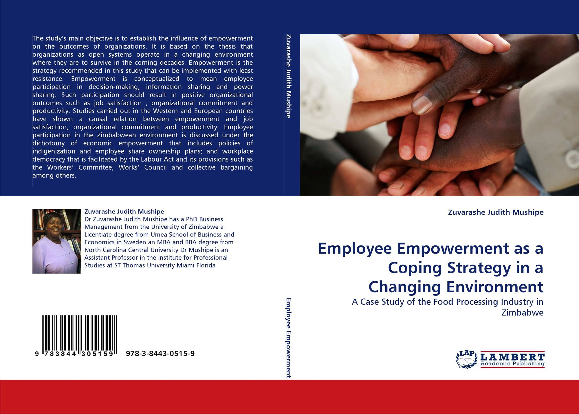 phd thesis on employee empowerment
