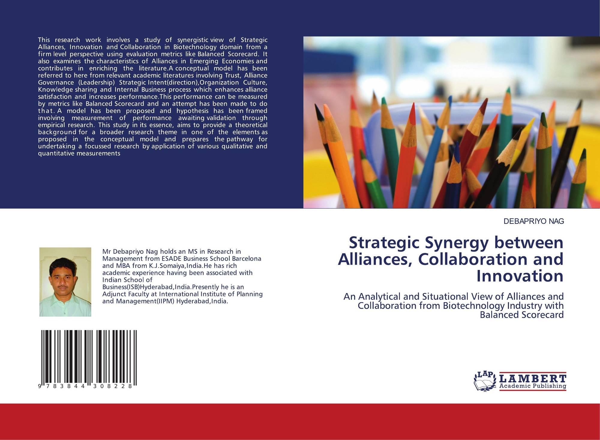 strategic alliances in technological innovations essay