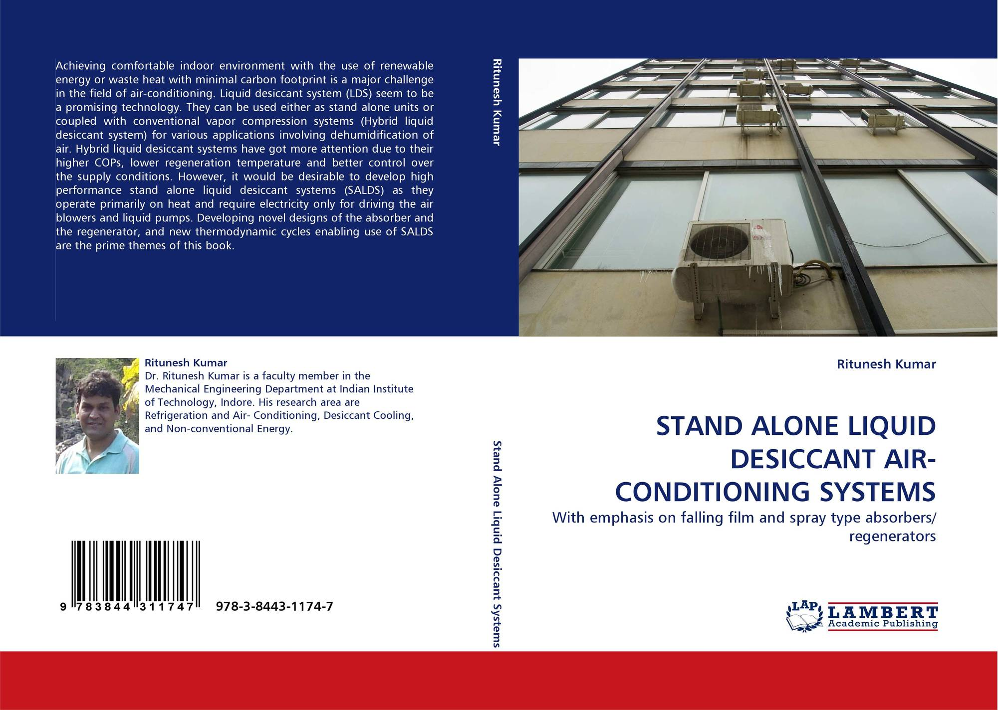Stand Alone Liquid Desiccant Air Conditioning Systems 978