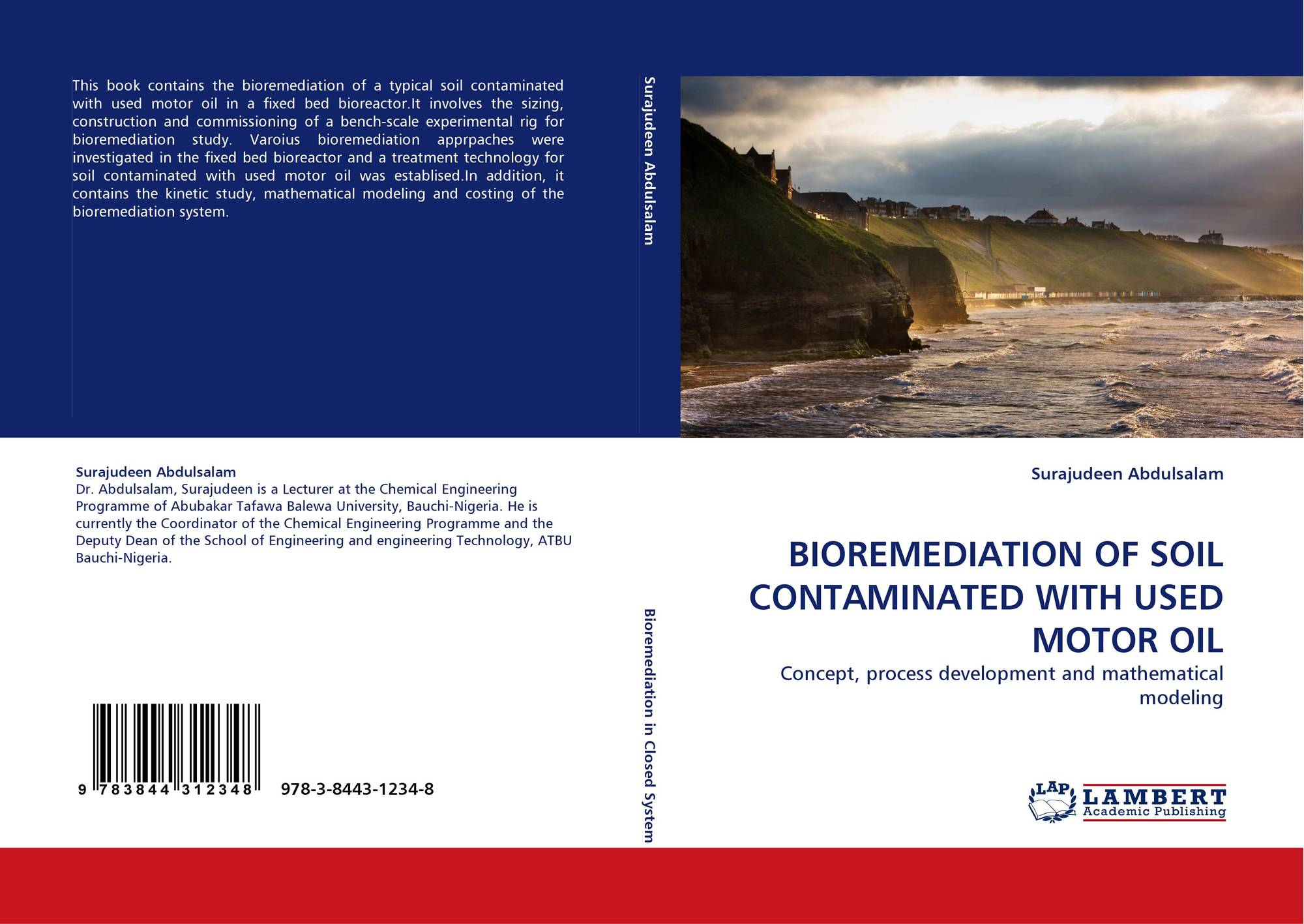 an analysis of the bioremeditation of explosives in contaminated soil