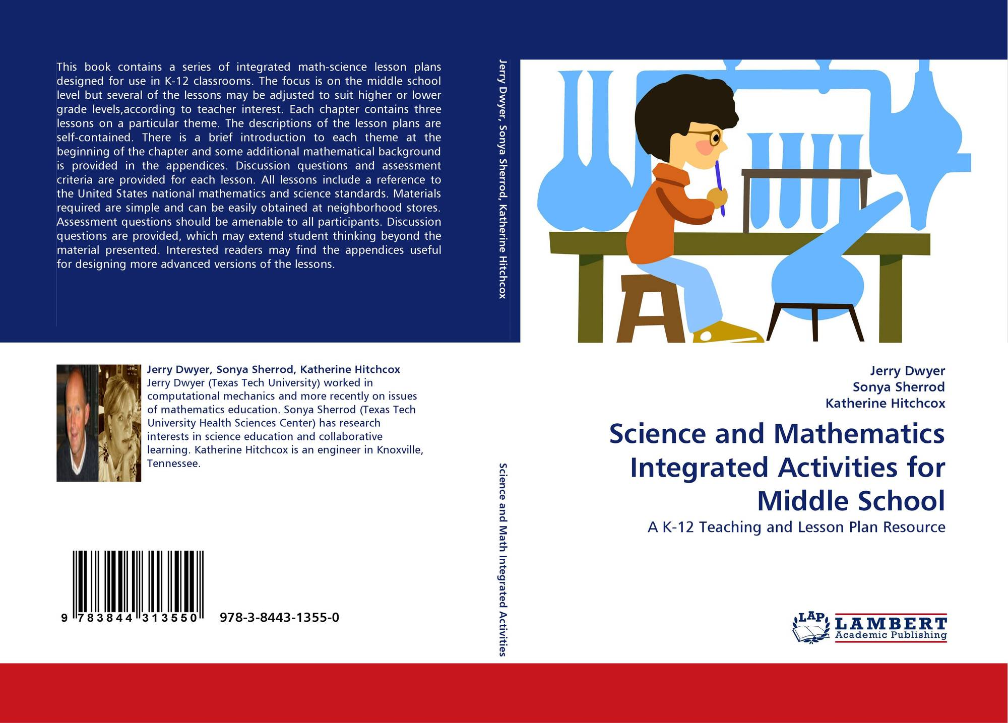 lesson plan integrating math and science Stem lessons apply rigorous math and science content your students are learning in your stem lessons, you should purposely connect and integrate content from math and science courses.