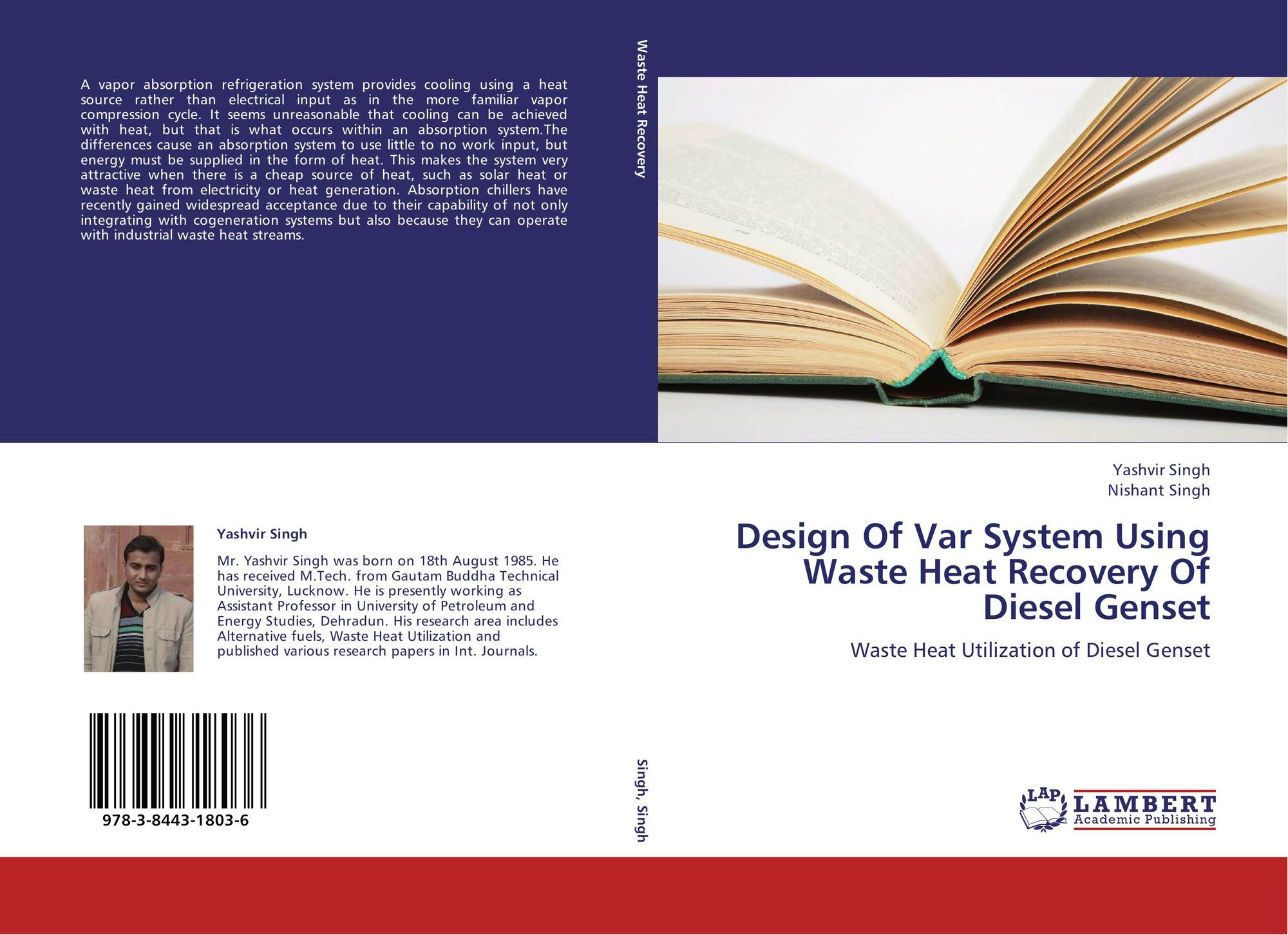"Search results for ""Waste heat utilization of Diesel Generator"""