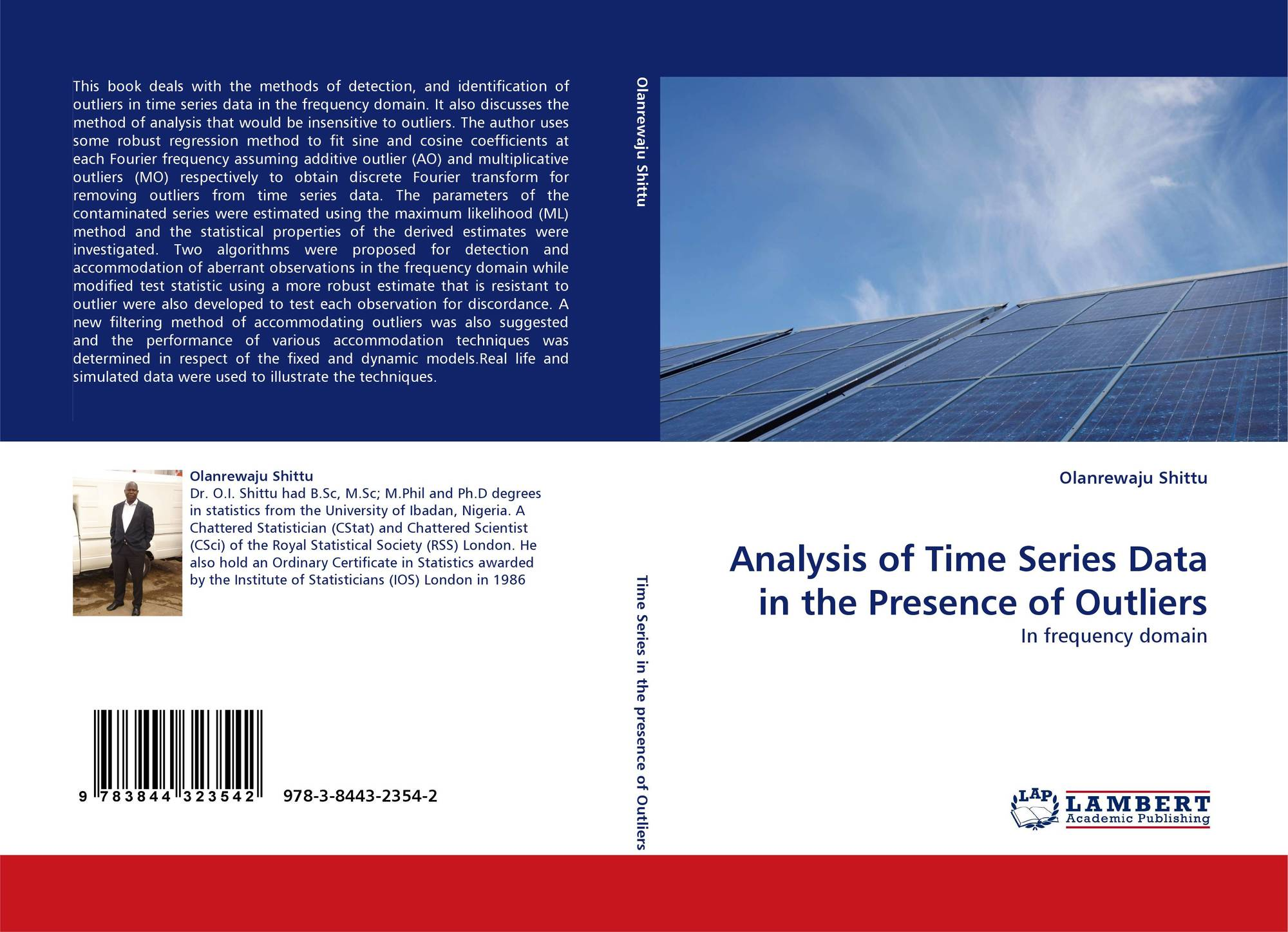 Search results for frequencies bookcover of analysis of time series data in the presence of outliers 1betcityfo Choice Image