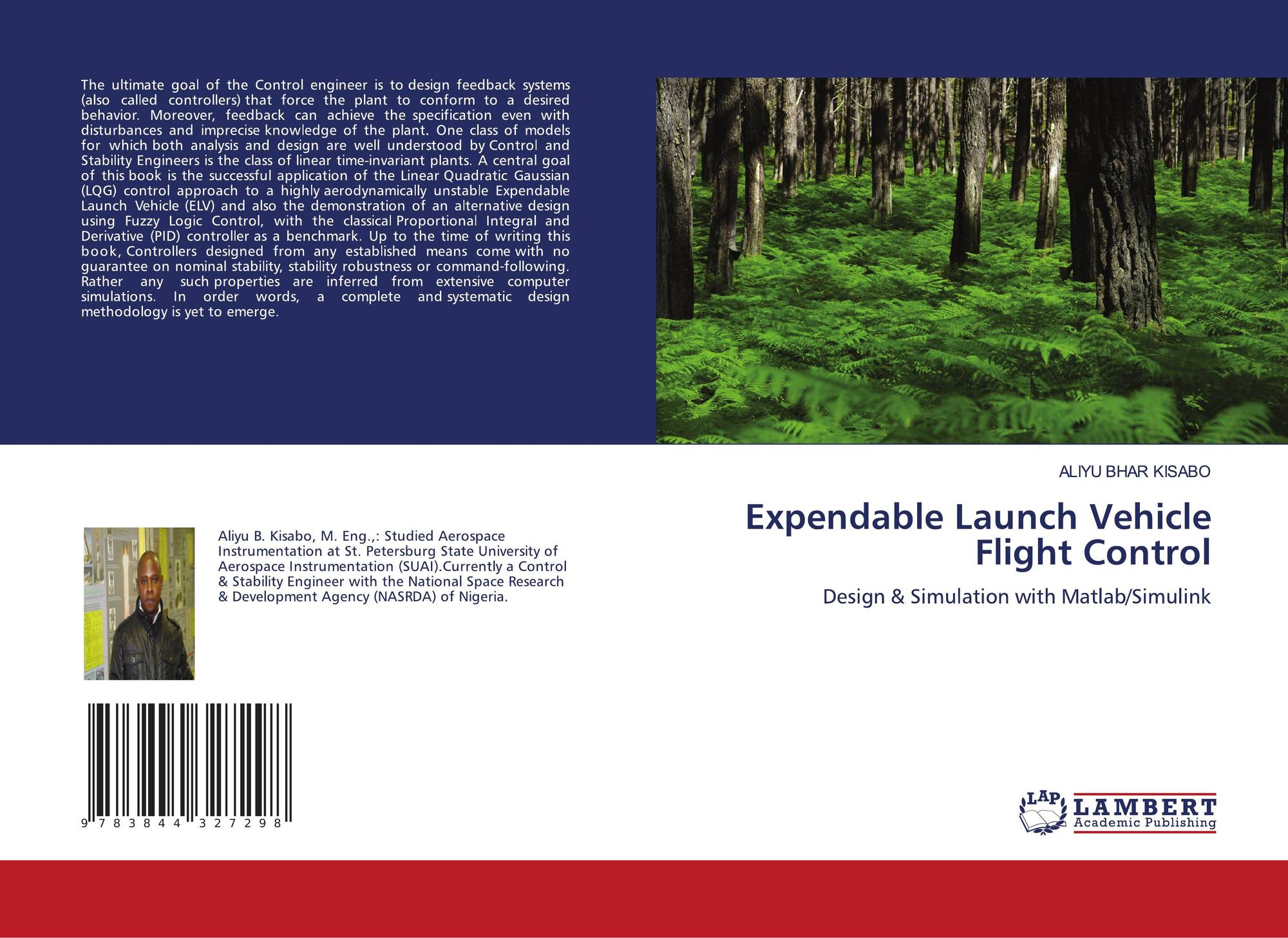 Expendable Launch Vehicle Flight Control, 978-3-8443-2729-8