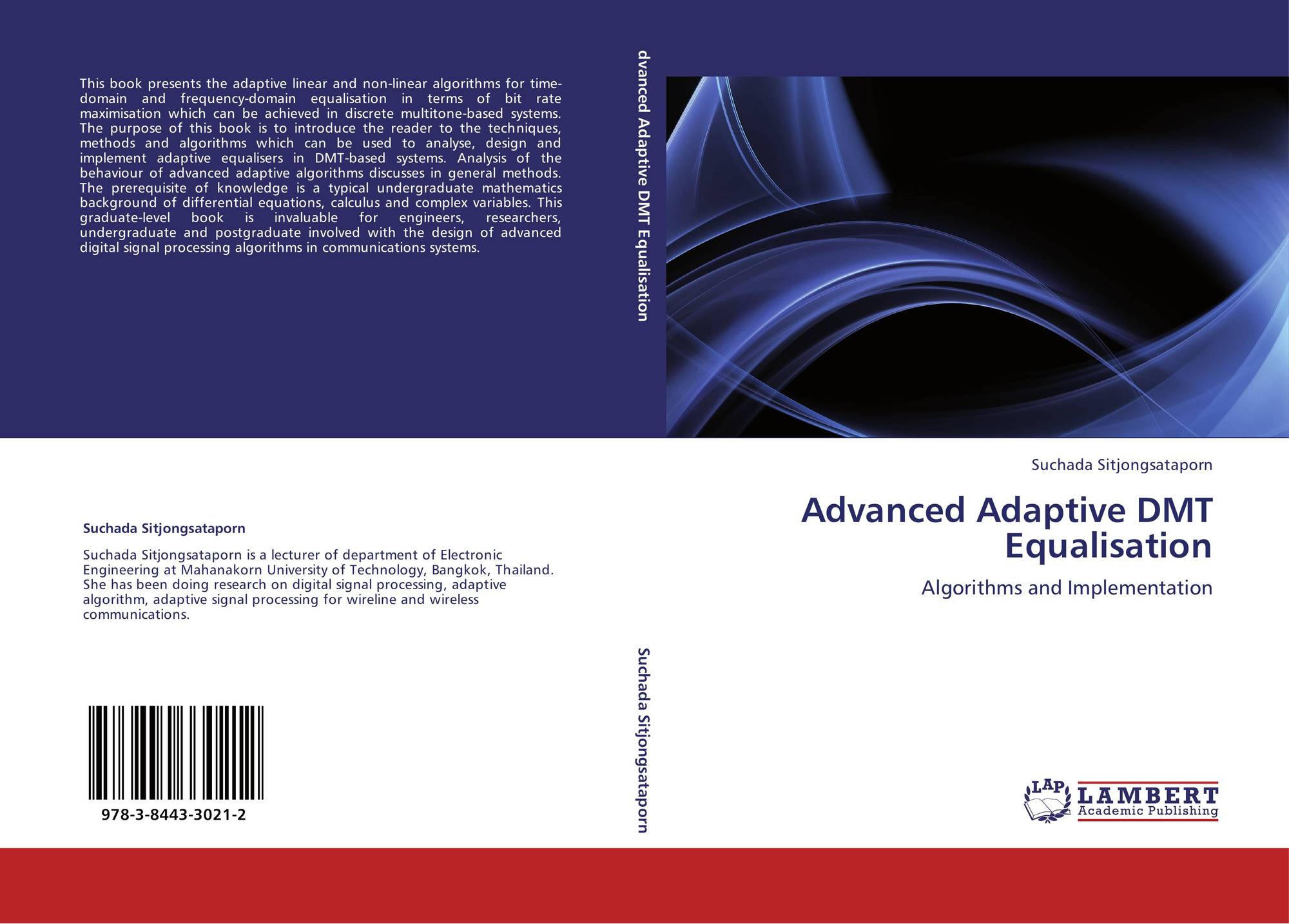 Advanced Adaptive DMT Equalisation, 978-3-8443-3021-2