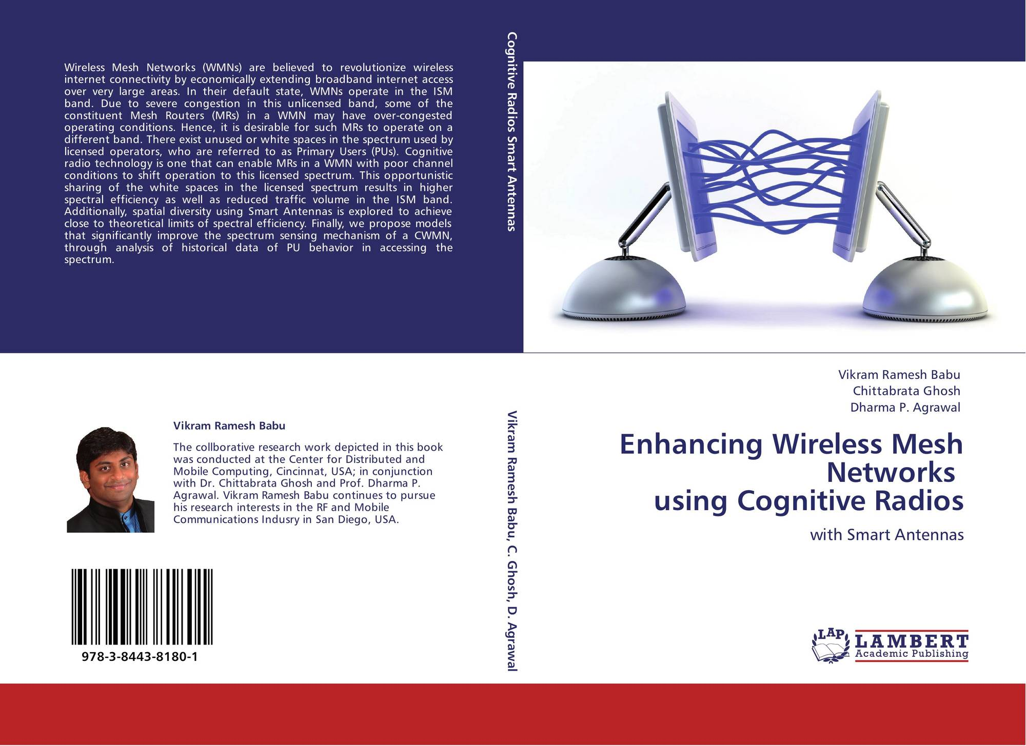 Search Results For Cognitive Radios Smart Antennas Wireless Mesh Bookcover Of Enhancing Networks Using