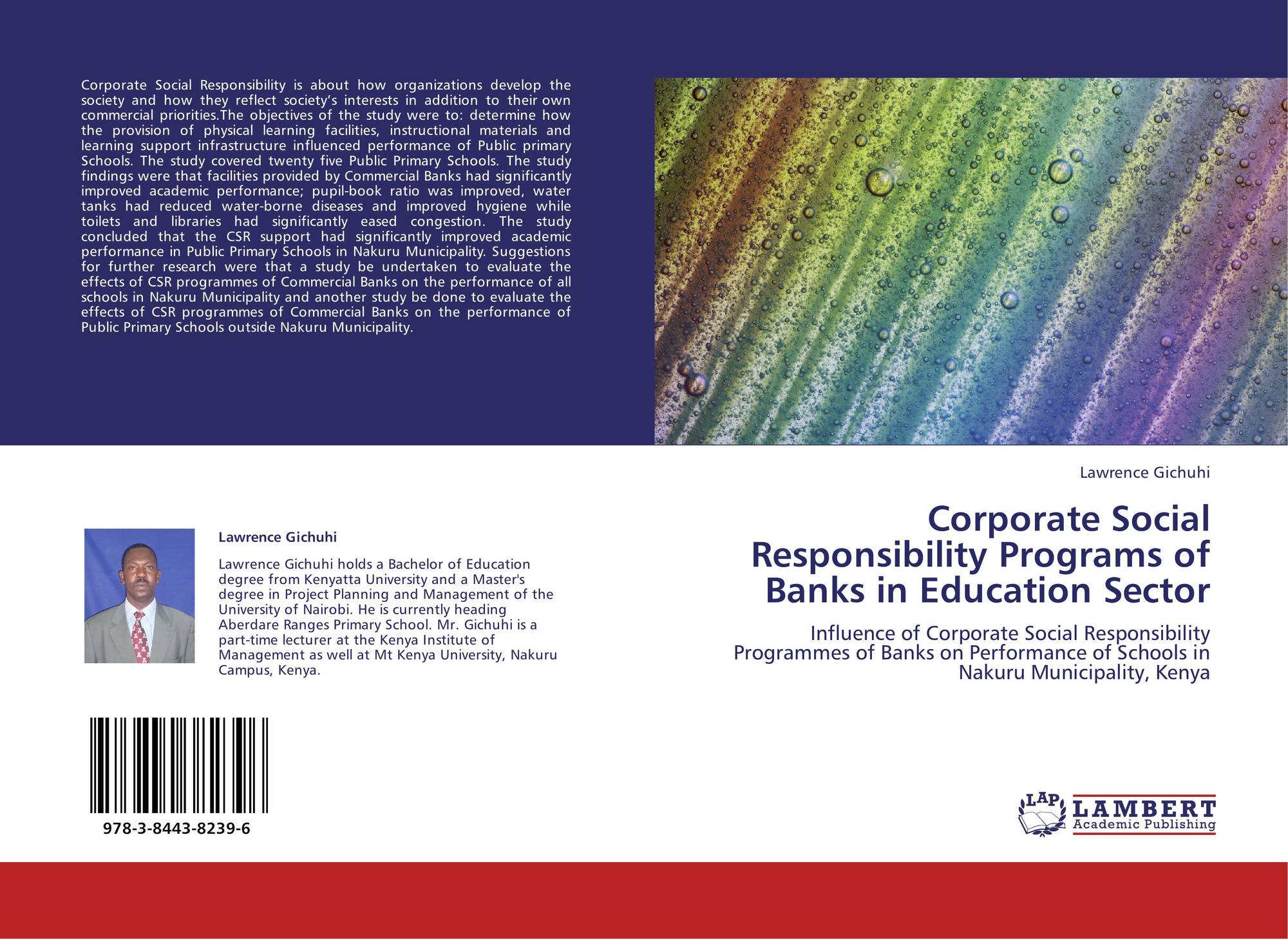 aims and objective of corporate social responsibility in banks Our corporate social responsibility philosophy allied bank aims at having one of the best in class human community services corporate whistle blowing policy.
