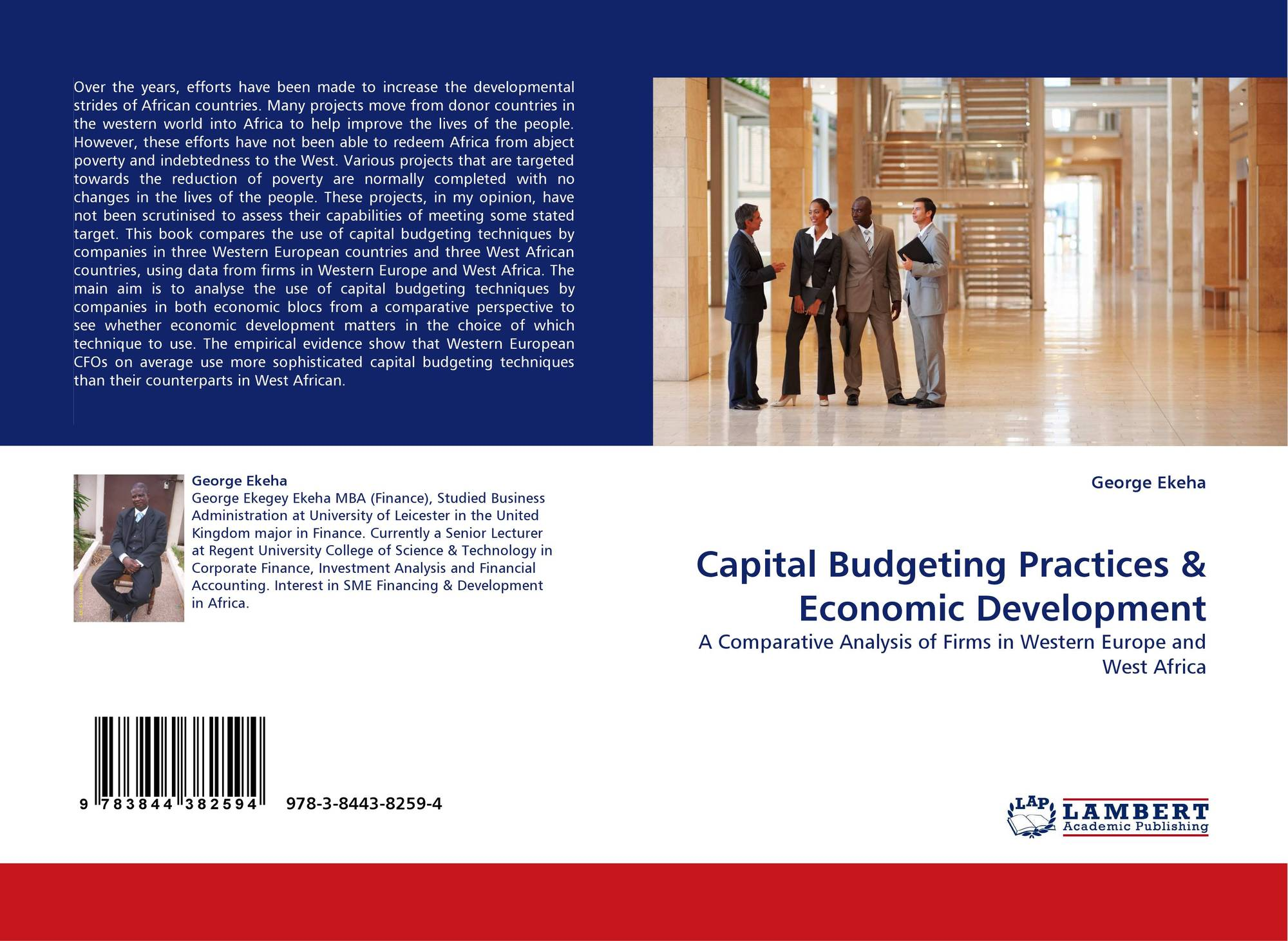 various techniques of capital budgeting