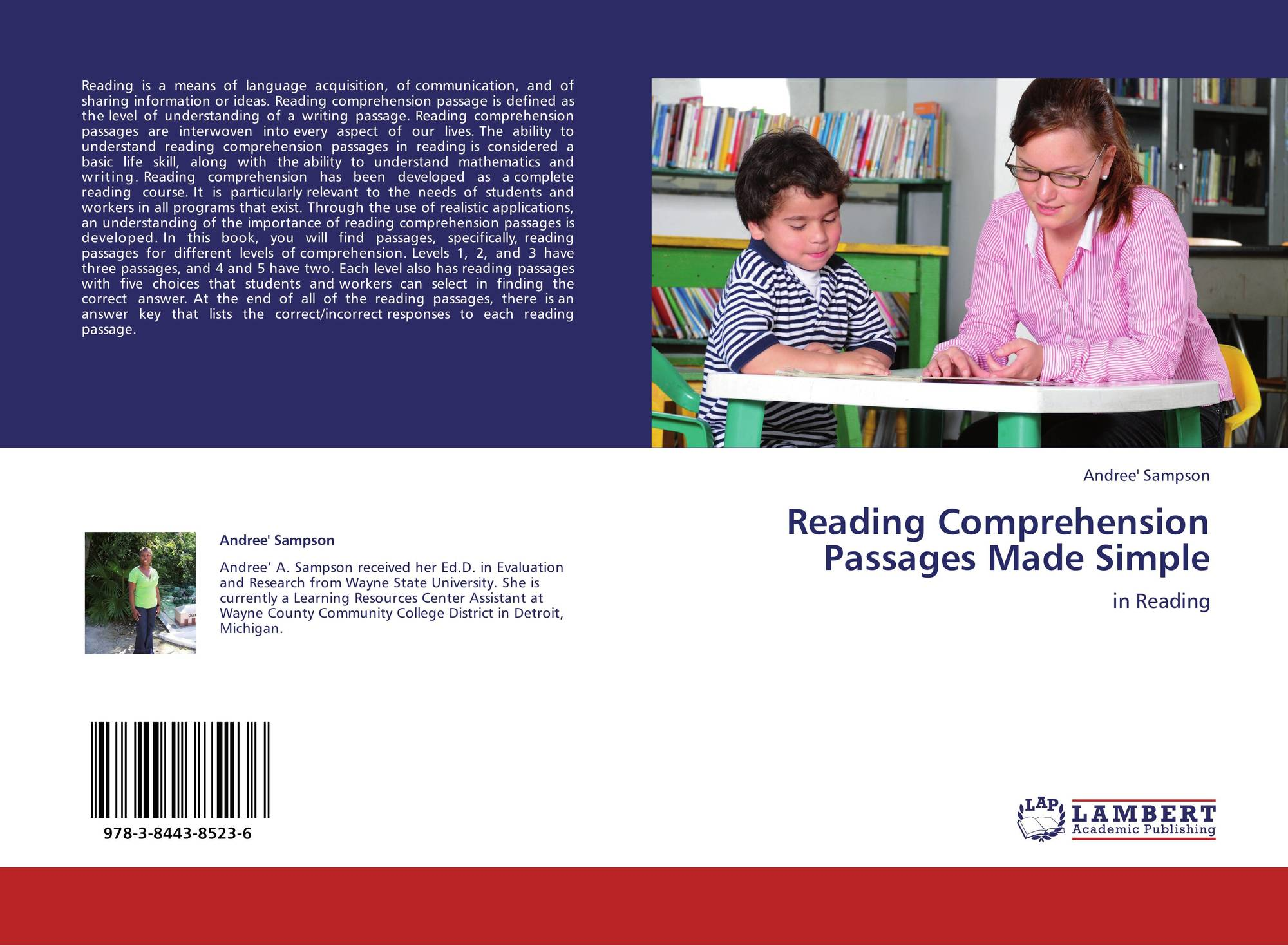 - Reading Comprehension Passages Made Simple, 978-3-8443-8523-6