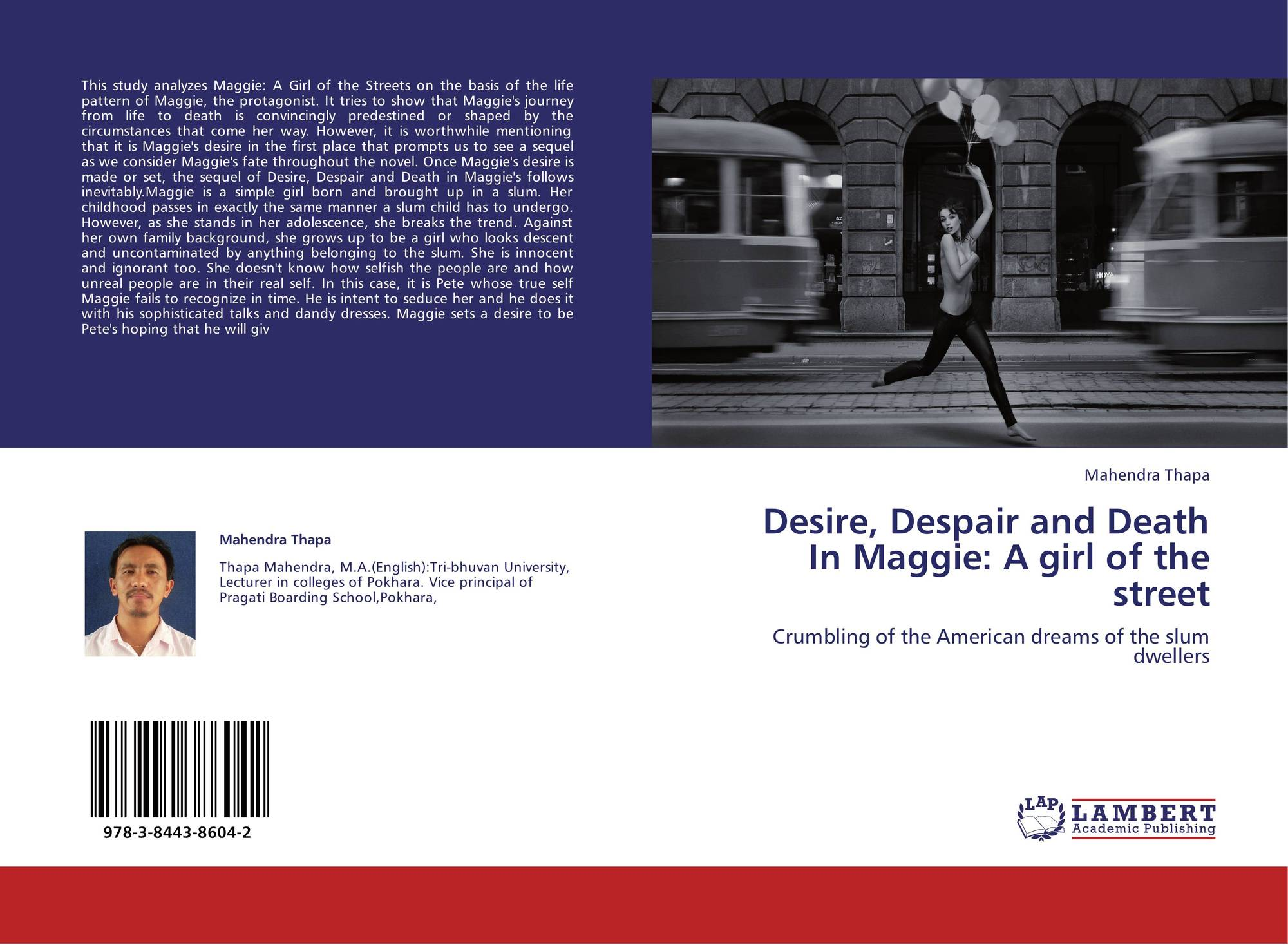 Maggie, A Girl of the Streets - Dictionary definition of Maggie, A Girl.