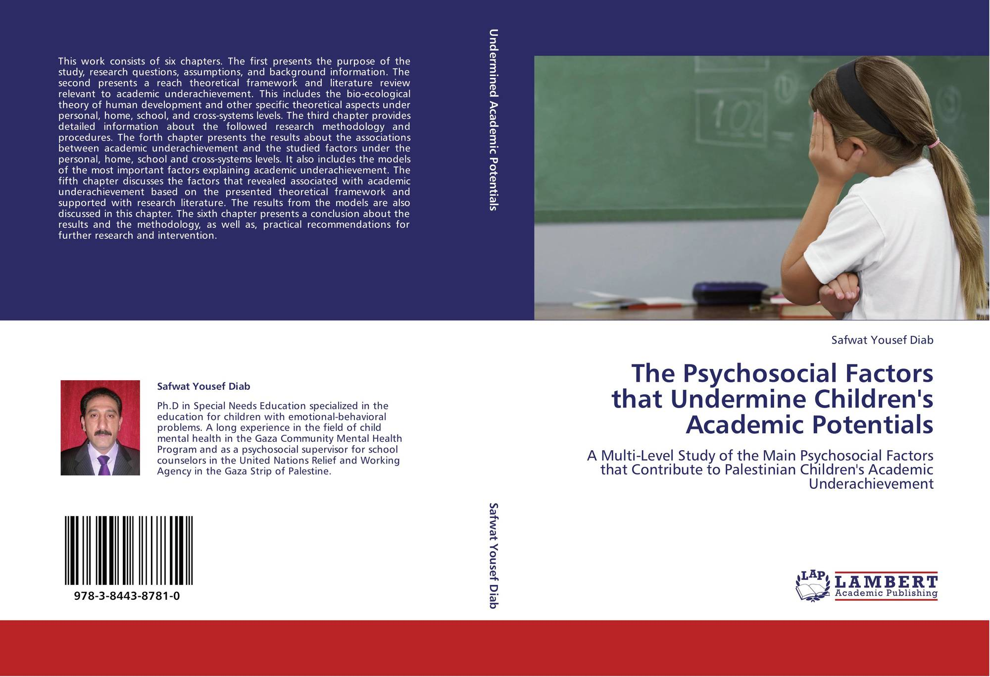 psychosocial factors as determinants of students achievement Achievement he reported that individuals high in achievement motivation perceived effort as an important determinant of success, and conversely, that individuals low in achievement.