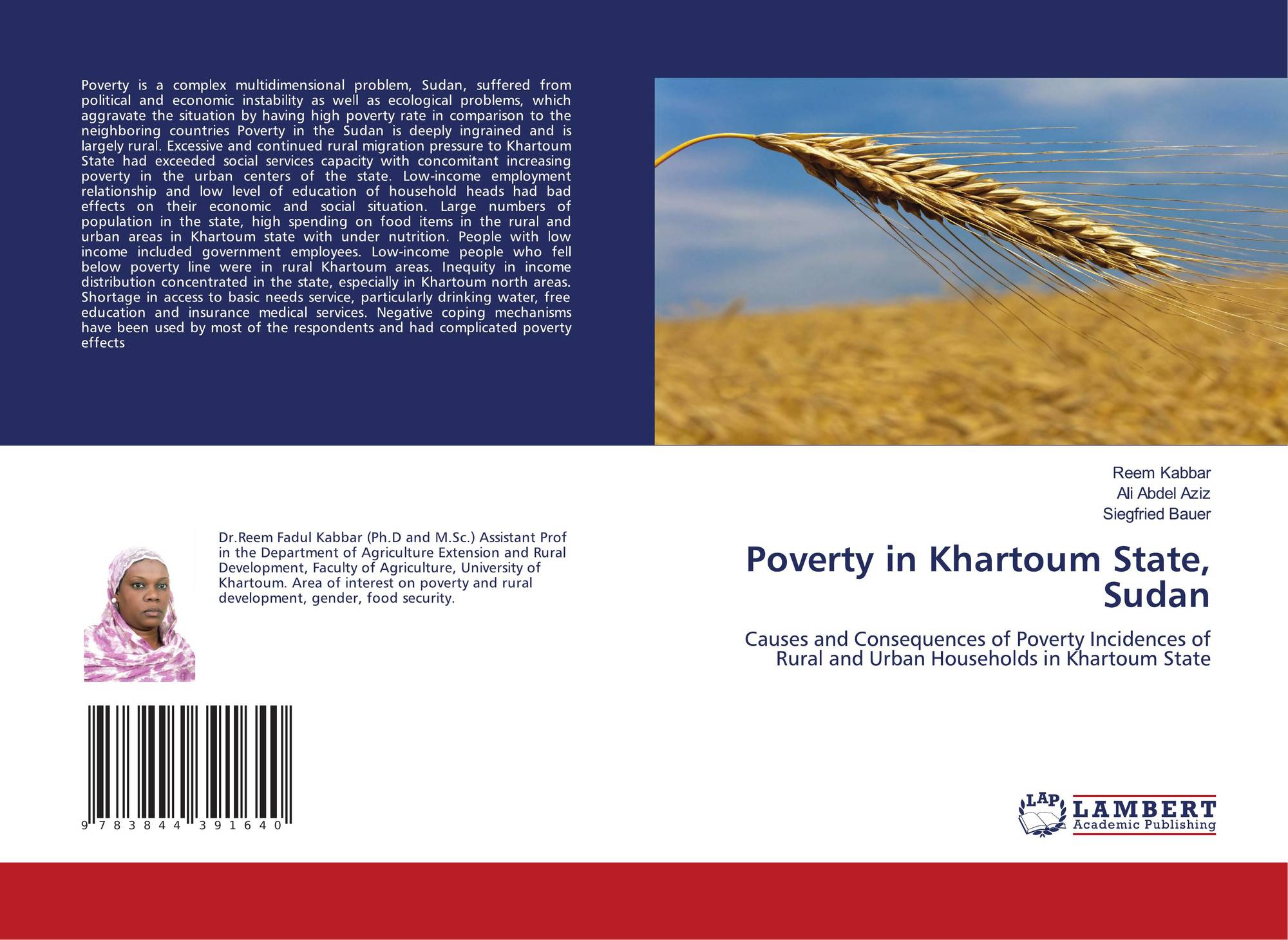 trends and causes of poverty in sudan We are able to help communities become more resilient to external factors that cause extreme poverty, and help families recover from natural disasters or forced displacement solutions to poverty and hunger.
