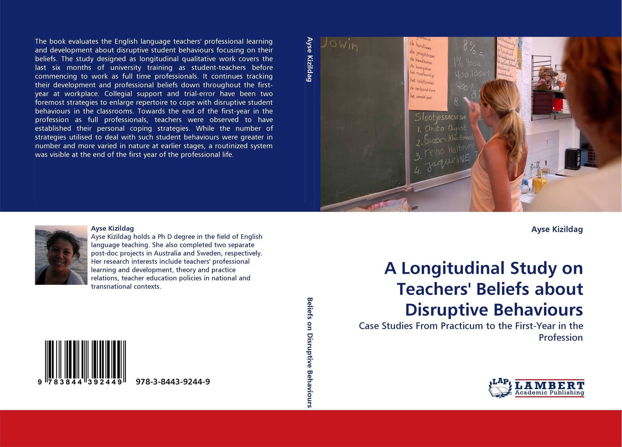 a case study of disruptive behavior Effective strategies for managing difficult student behaviors classroom behavior management case study #1 - adam what is the disruptive behavior.