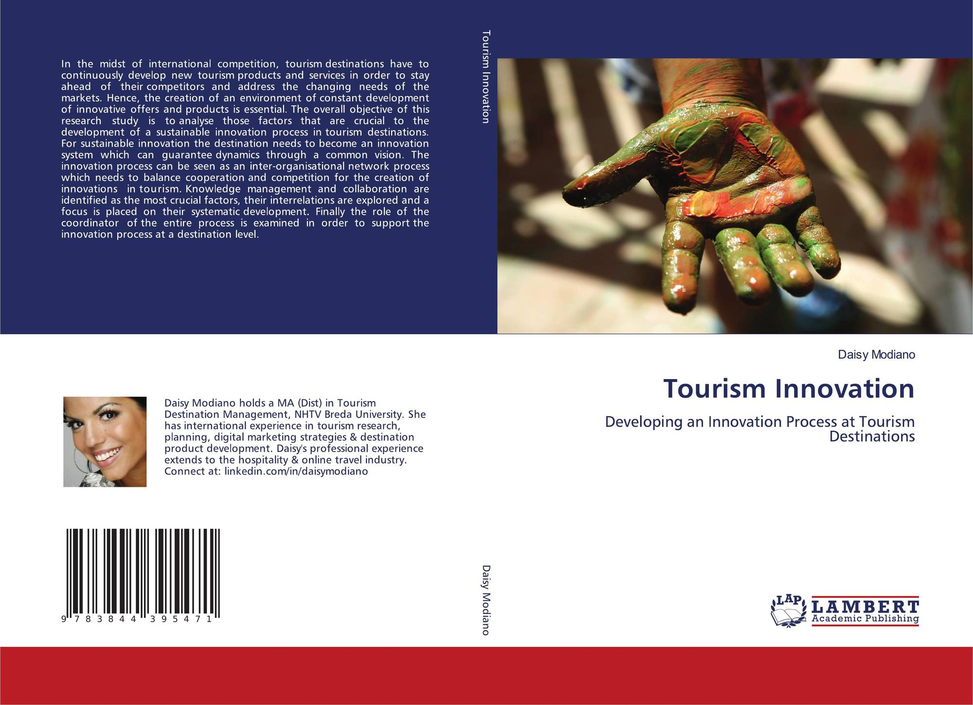 innovation in tourism Finally, the majority of restaurant owners believe innovation is an important  antecedent of business perfonnance keywords: tourism, innovation, hospitality, .