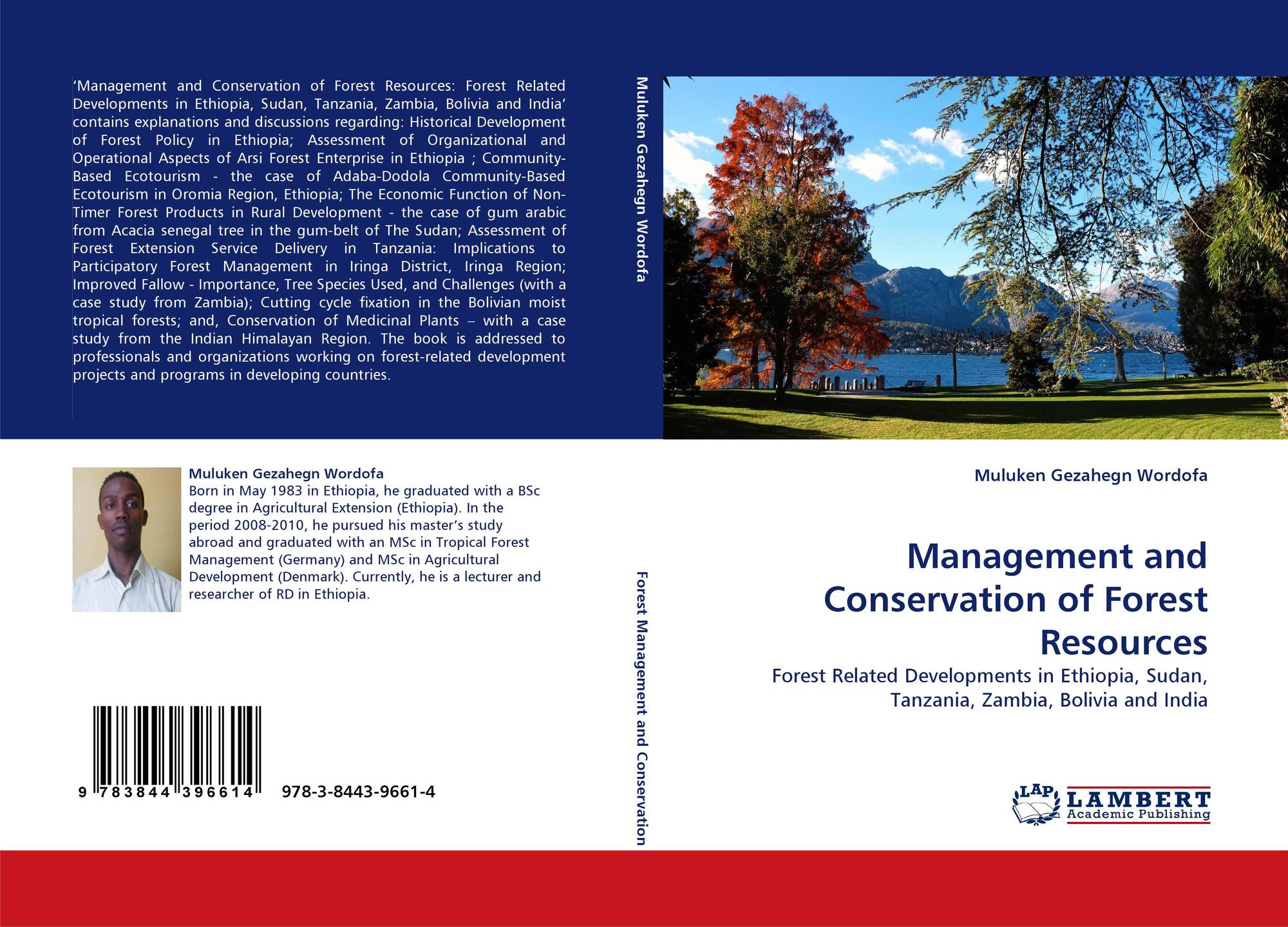 Forest Resource Management : Management and conservation of forest resources