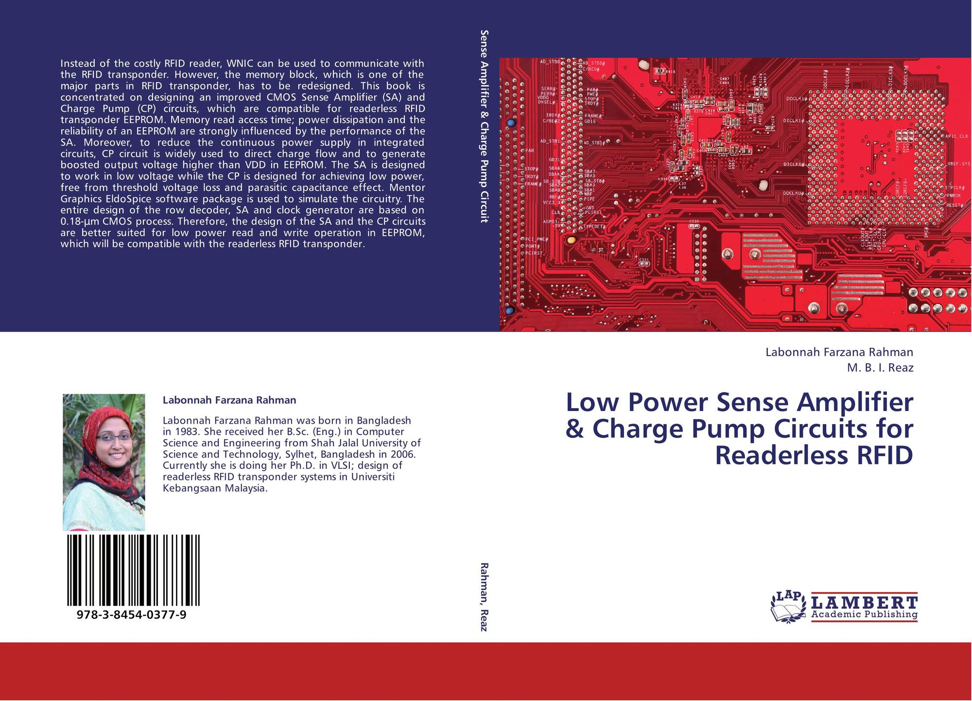 Search Results For Charge Sensitive Amplifier Csa Circuit Bookcover Of Low Power Sense Pump Circuits Readerless Rfid