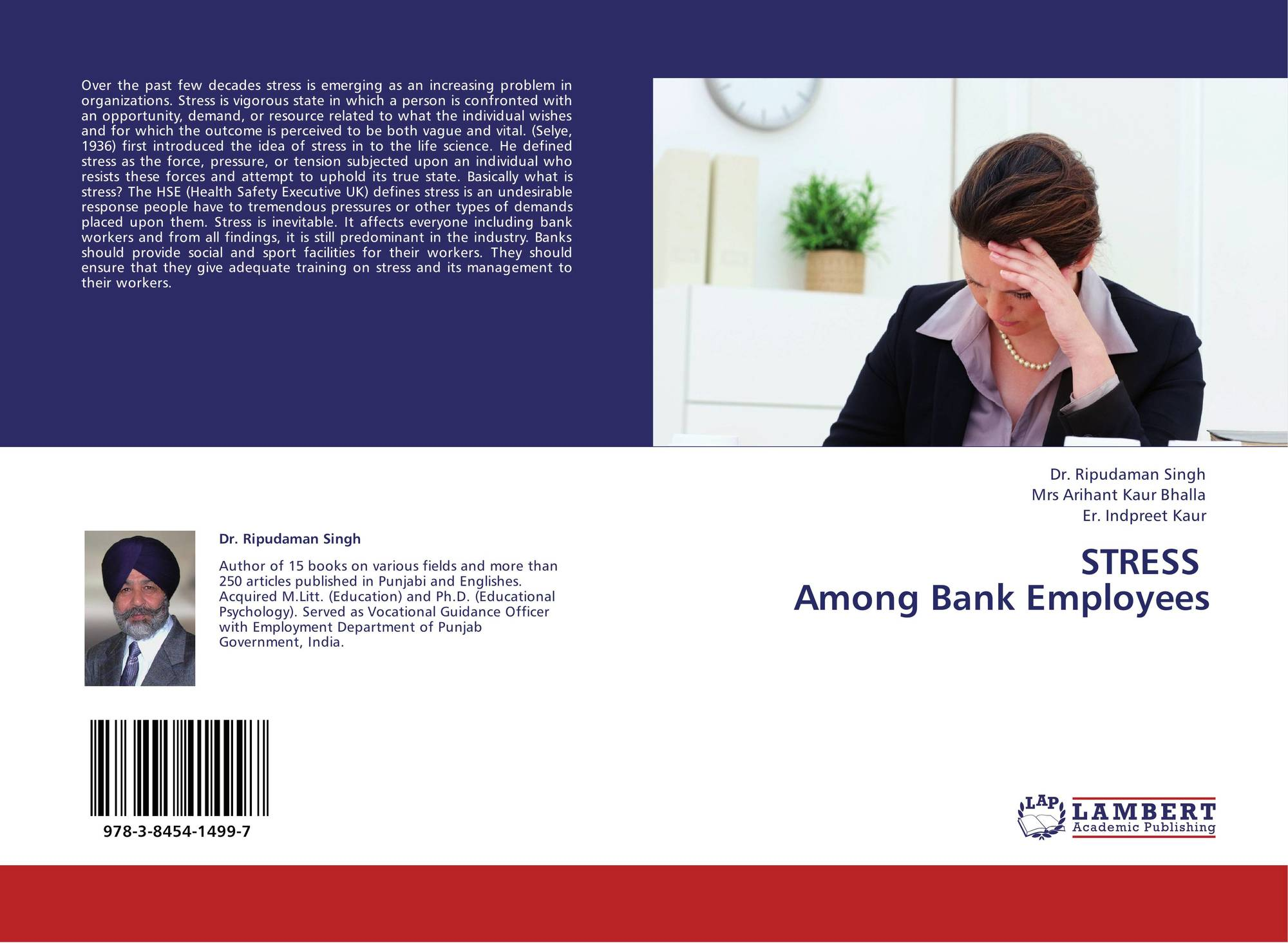 bank employee stress Contributing job stress and the relationship between job stress and employee performance bank employees in this study refer to brach level managers, operational managers, supervisors and job stress & its impact on employee performance.