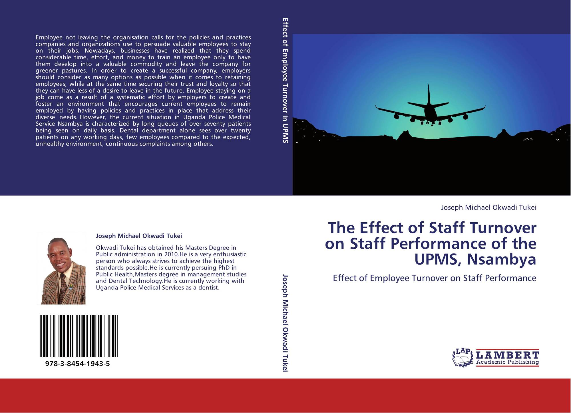 """effect of employee turnover in the """"employee turnover is a situation where employees exit the organization voluntarily for various reasons or are relieved by the organisation or retire, thereby affecting the organization, most times negatively in terms of costs and the capacity to deliver the minimum required services""""."""