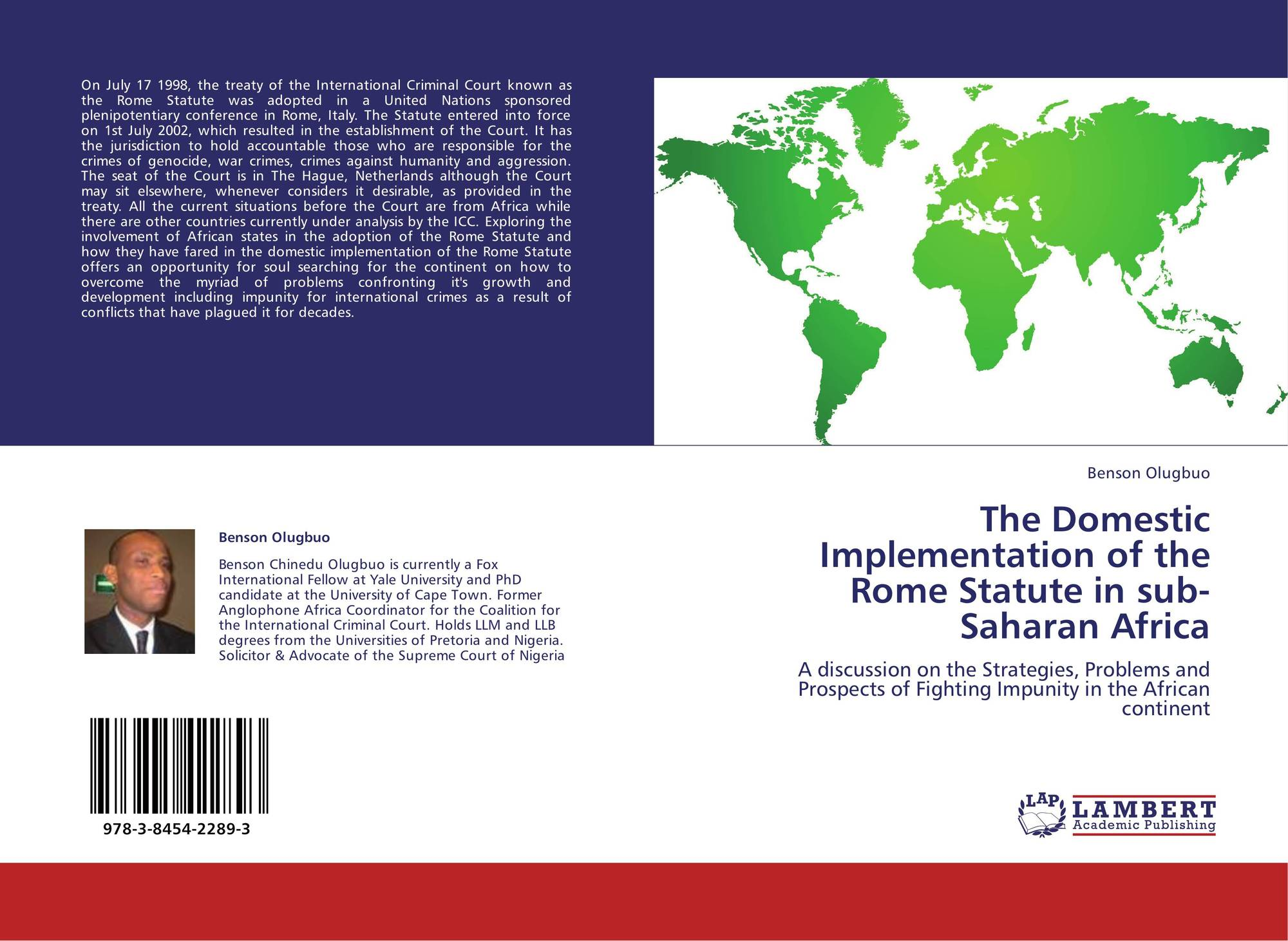 essays on the rome statute of the international criminal court