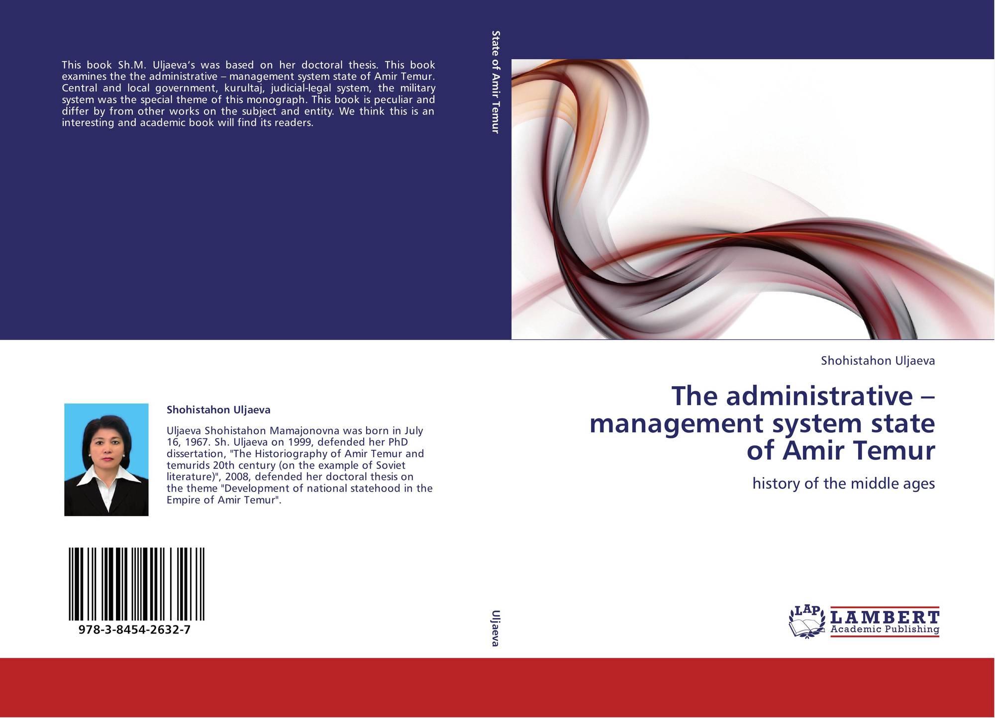 monograph thesis