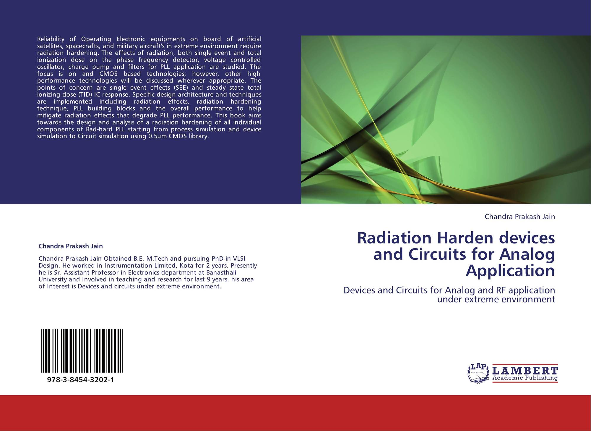 Search Results For Analog Digital Circuits And Bookcover Of Radiation Harden Devices Application
