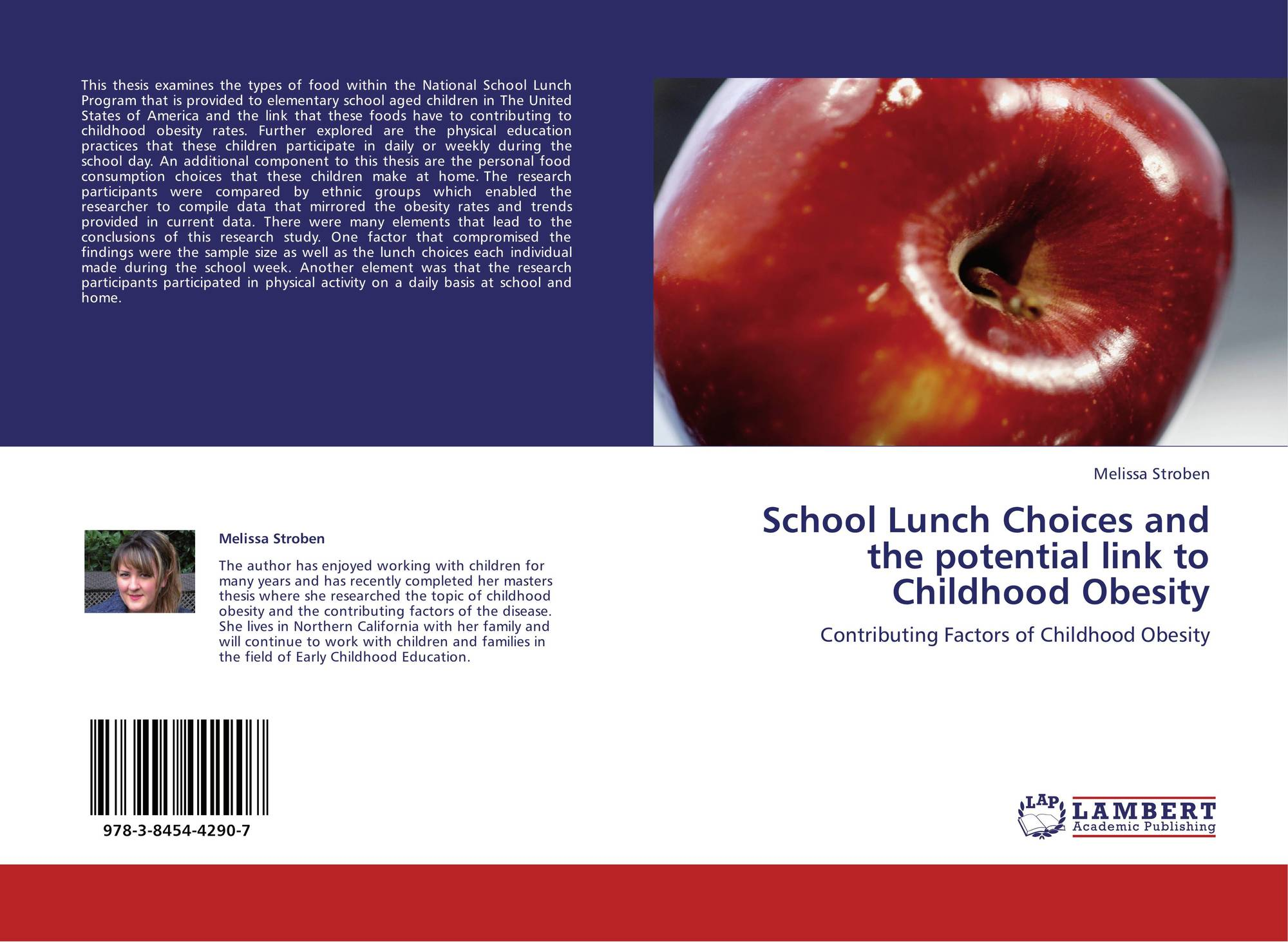 thesis of childhood obesity