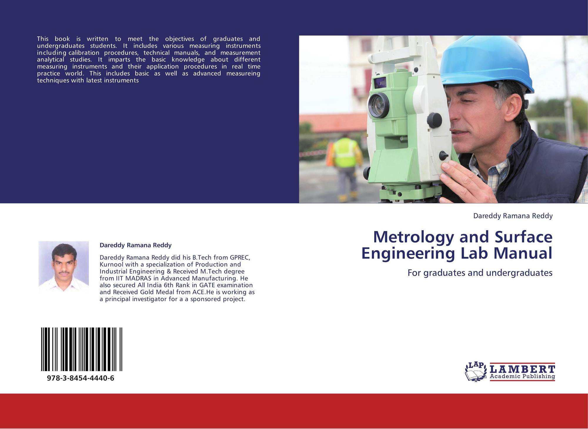 ... Engineering Lab Manual. 9783845444406