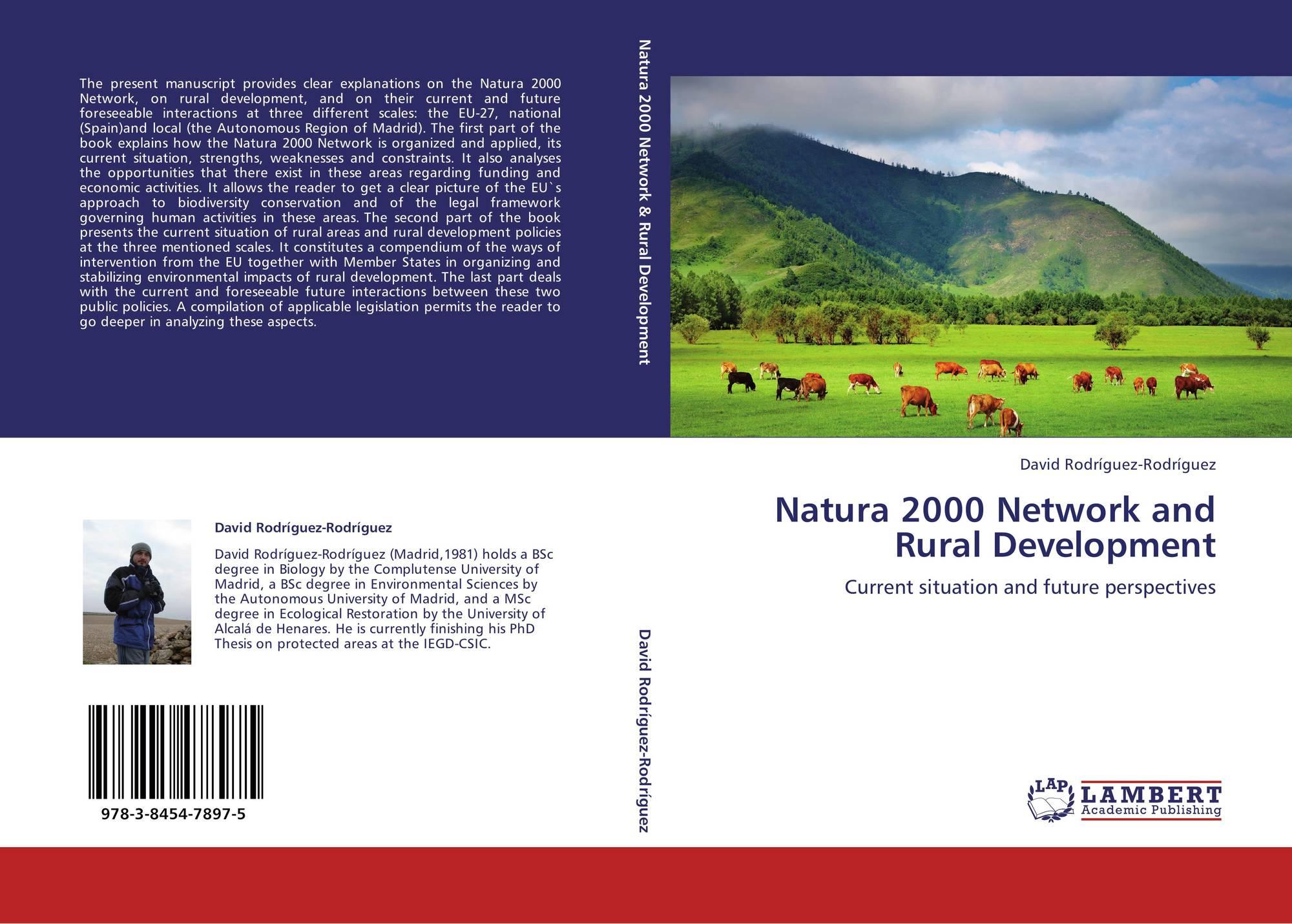 Natura 2000 Network and Rural Development, 978-3-8454-7897-5