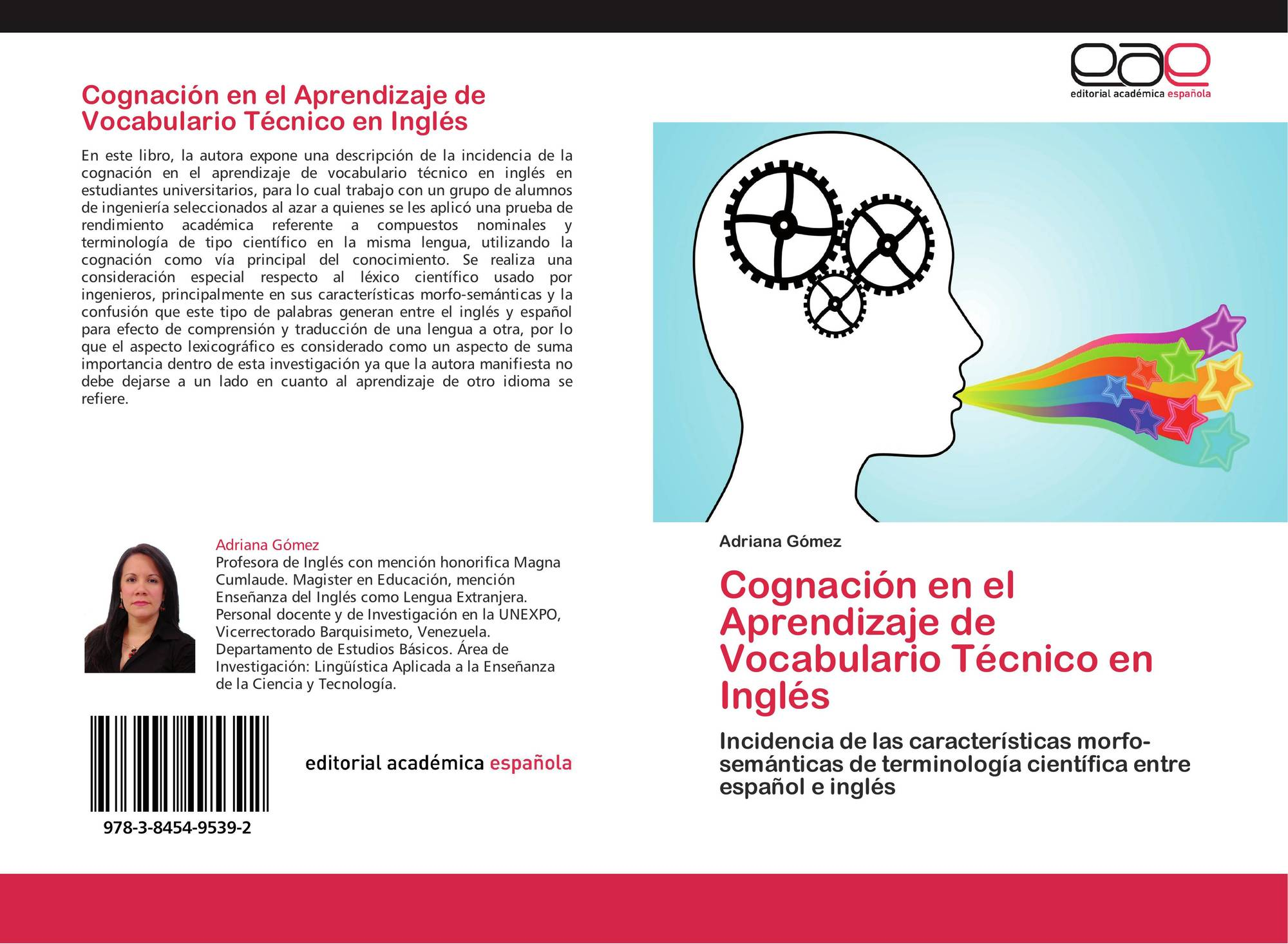 Cognación en el Aprendizaje de Vocabulario Técnico en  ~ Vocabulario Cuarto De Hotel