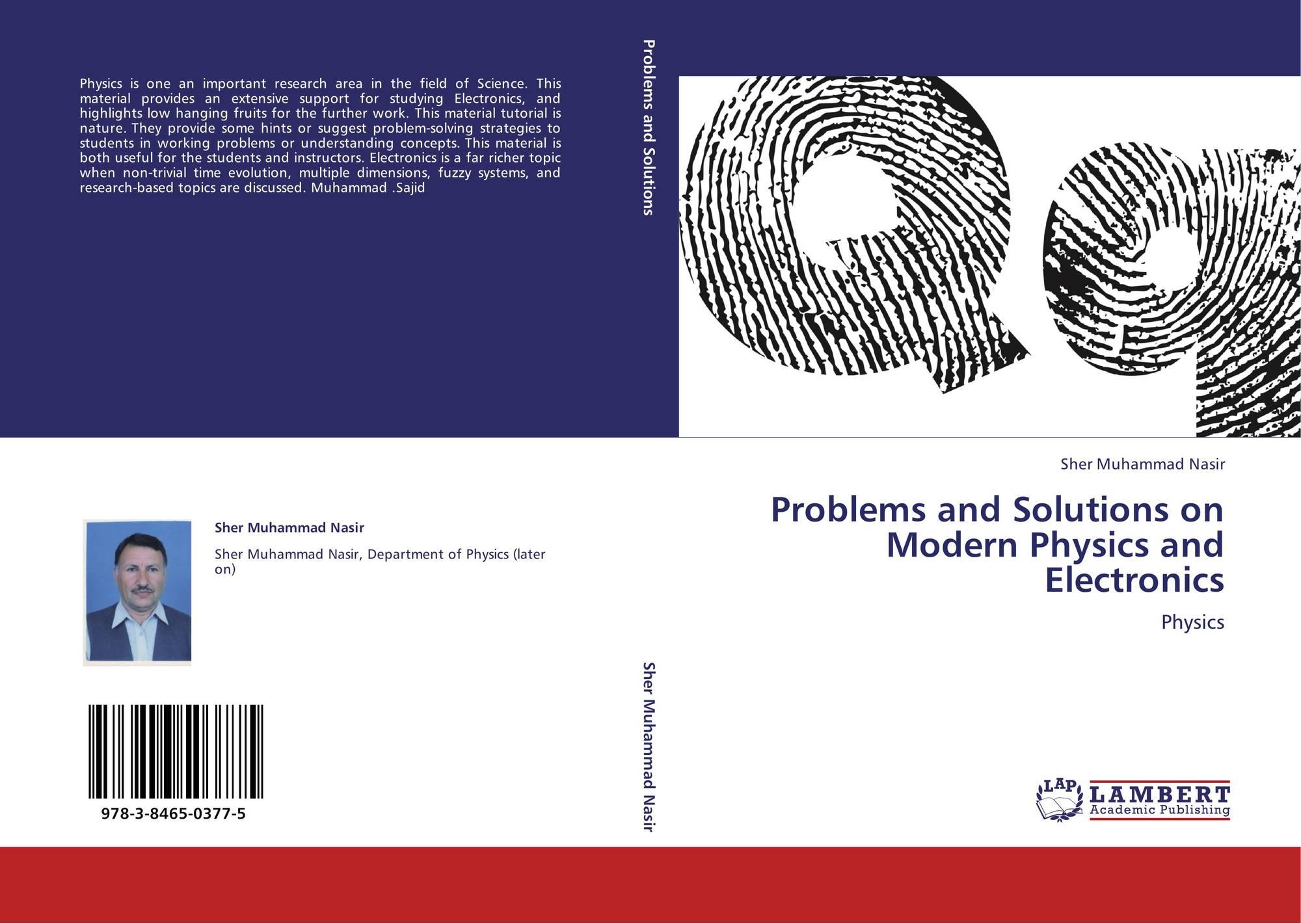 Problems and Solutions on Modern Physics and Electronics, 978-3-8465 ...