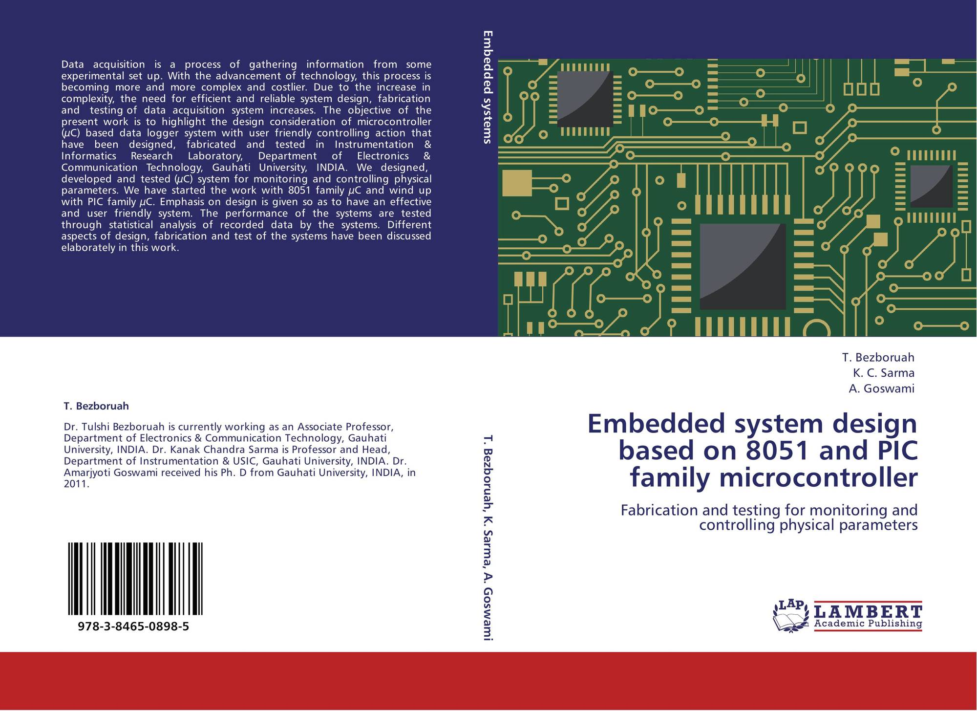microcontroller based thesis