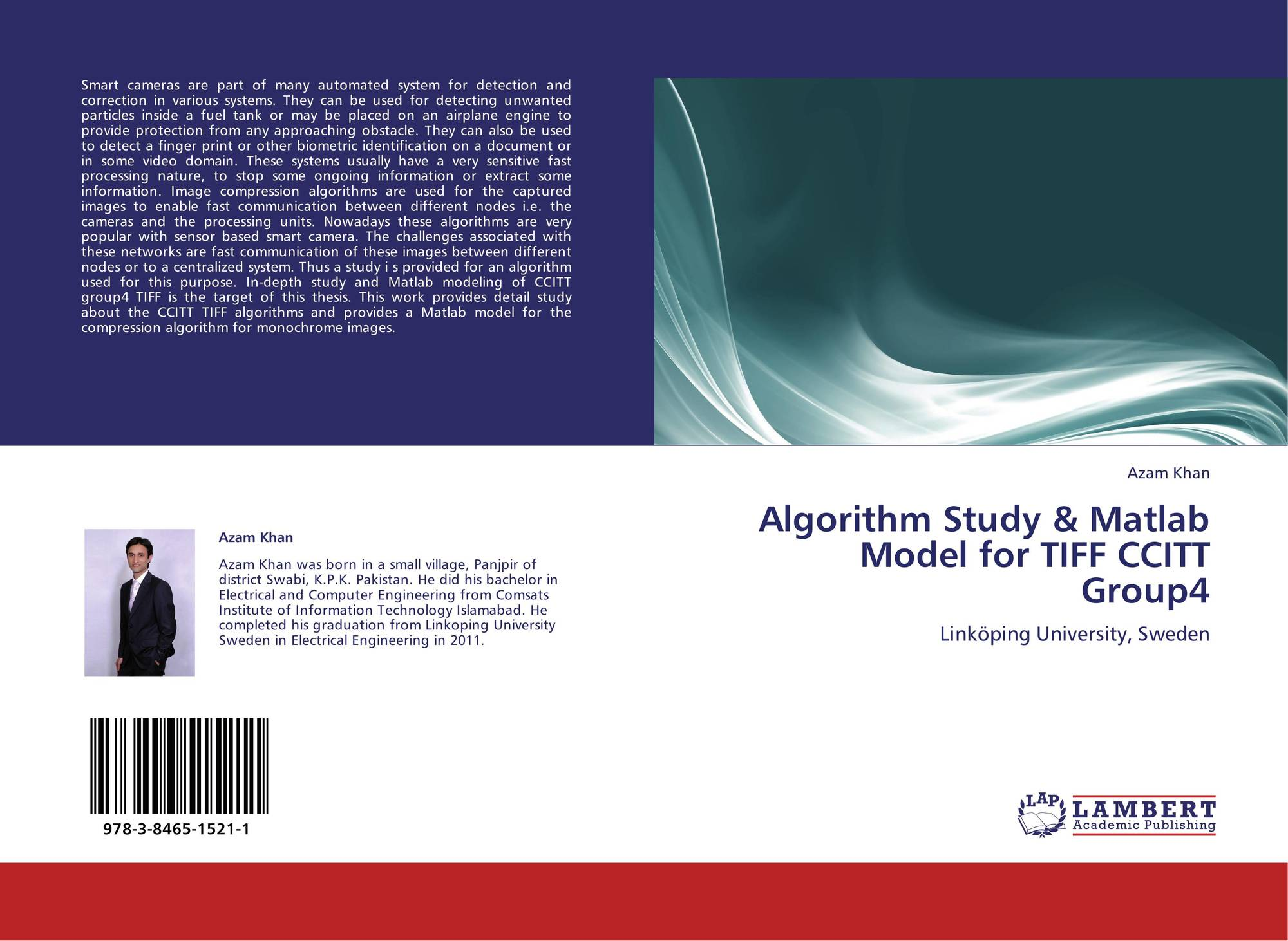 Algorithm Study & Matlab Model for TIFF CCITT Group4, 978-3-8465