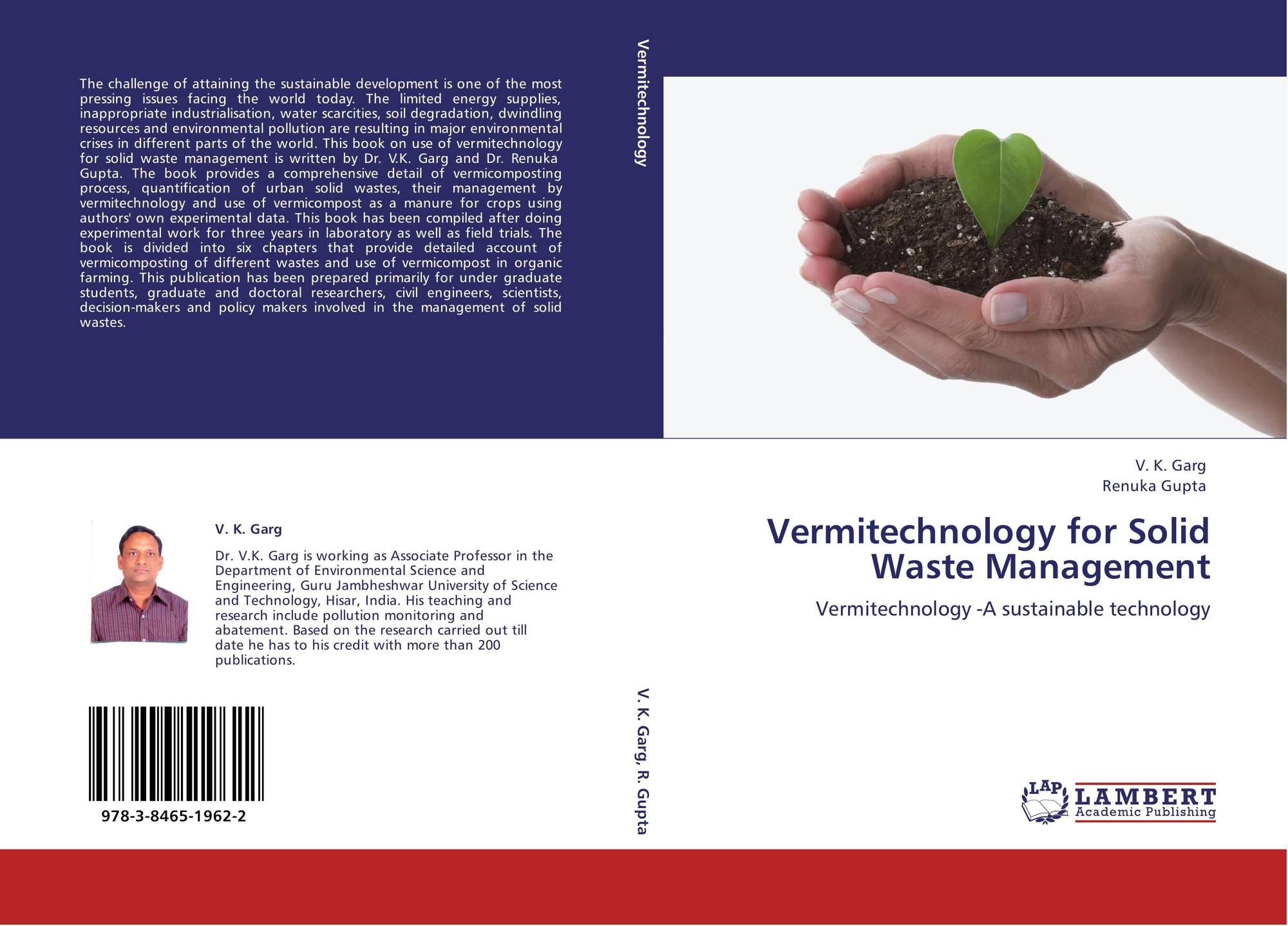 concept and description of vermiculture and vermicomposting environmental sciences essay International appeal of vermicomposting vermiculture vermicomposting is compatible with sound environmental may be useful when introducing the concept of.