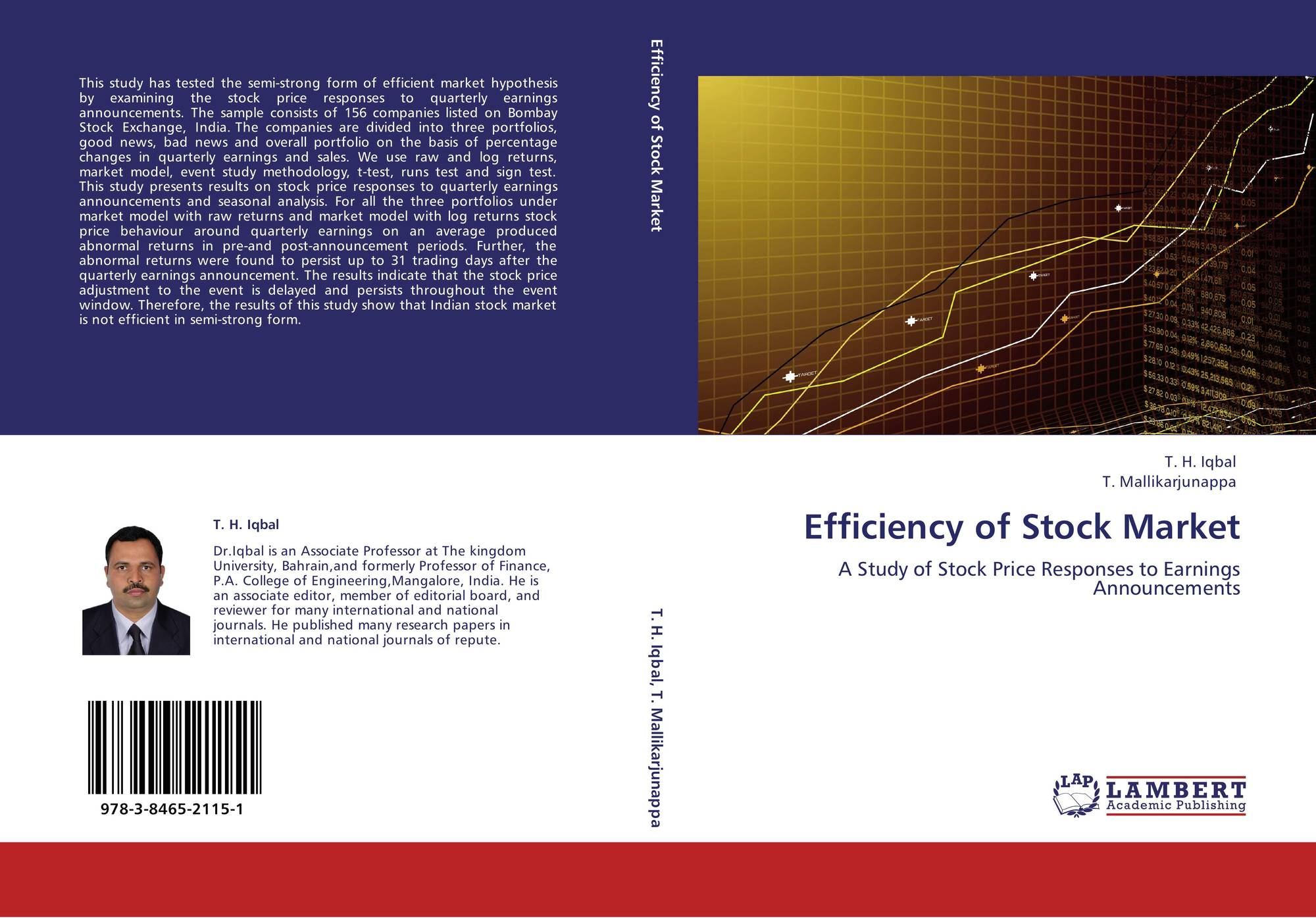 "an analysis of the contradiction of terms in the efficient market theory The efficient market was defined as ""a market with great number of rational, profit-maximizers actively competing, with each trying to predict future market values of individual securities, and where current important information is almost freely available to all participants†1."