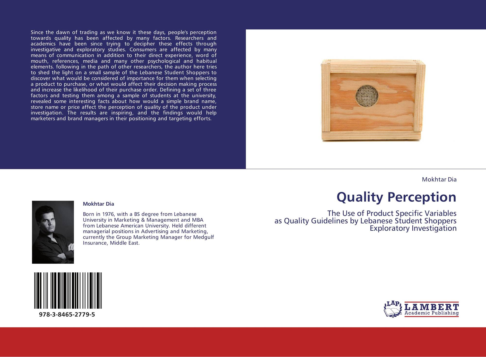 consumers' perception of quality towards private Study is also aimed to compare the difference in consumers' perception and attitudes towards private label however, consumers who judge product by quality.