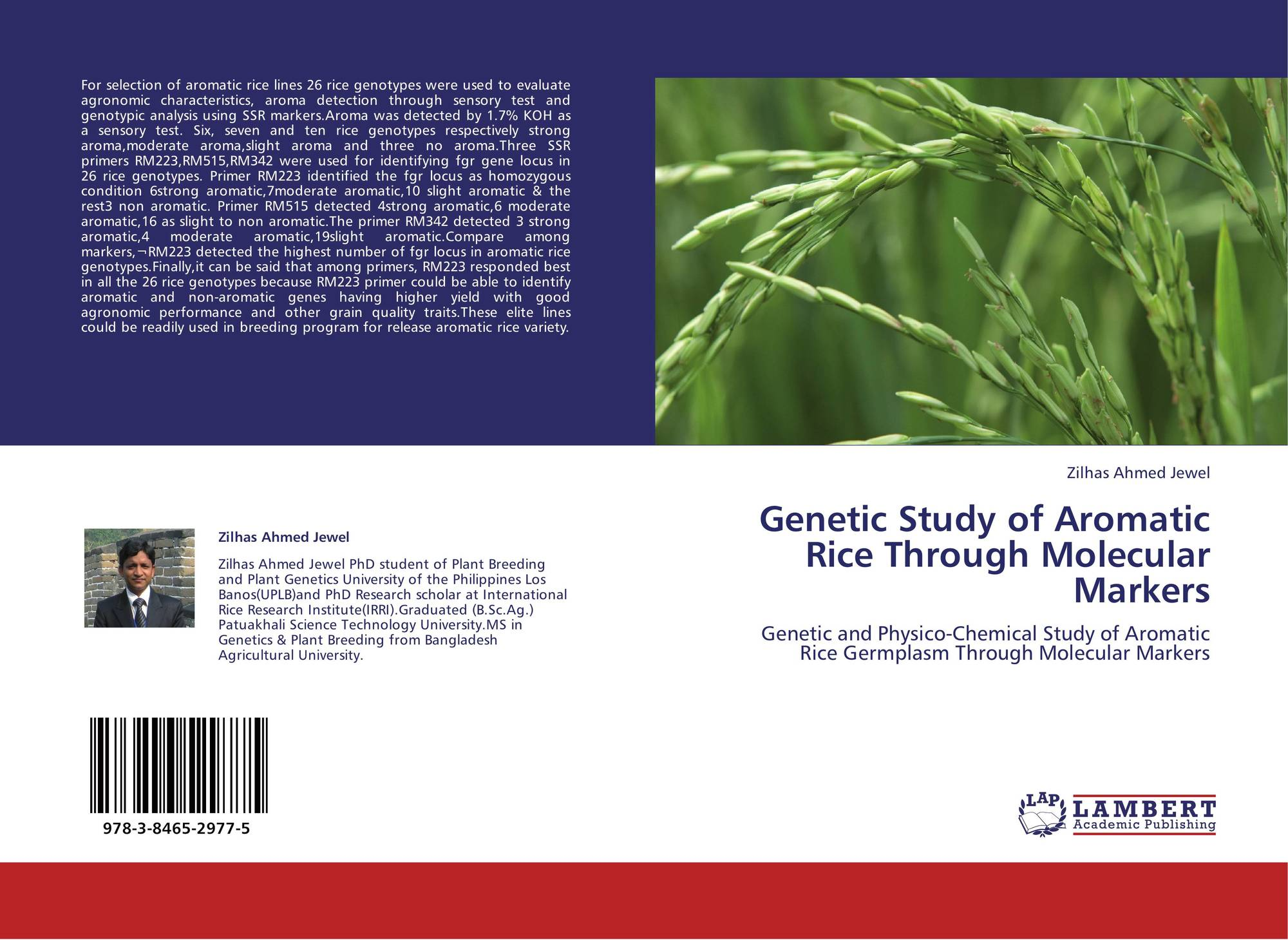 thesis on aromatic rice Methanol to aromatics tess ward  this dissertation/thesis is brought to you for free and open access by the  methanol to aromatics automatic aromatic tess.