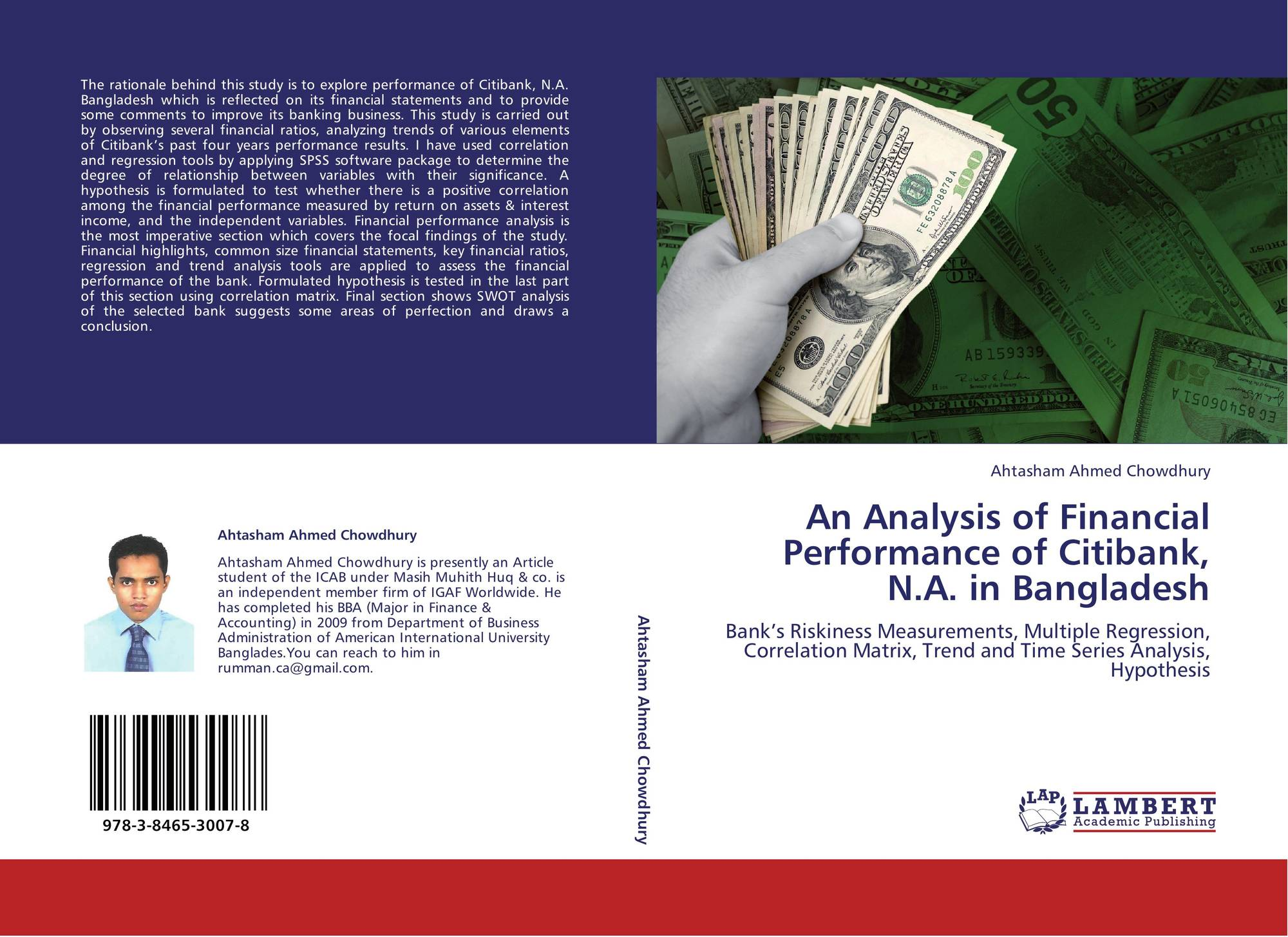 """assessment of the financial performance Proposal the researcher intends to write on the topic """"a study of the use of  financial ratios for assessments of the performance and profitability of a firm."""