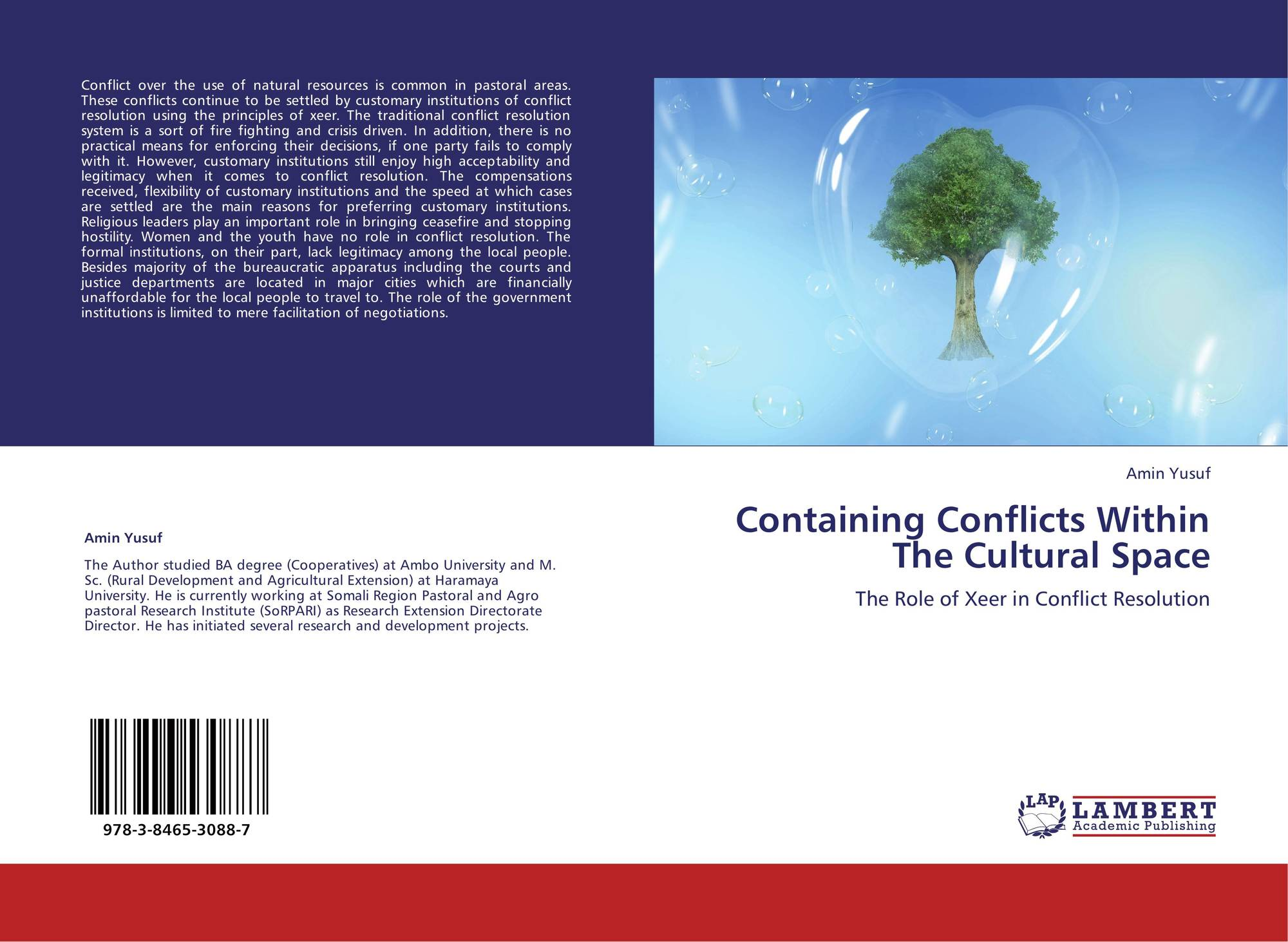 the role of culture in conflict resolution 2017-5-13 five-style conflict resolution instruments and measuring the variables of culture, gender, and organizational role, whether alone or in combination, yield confusing results.