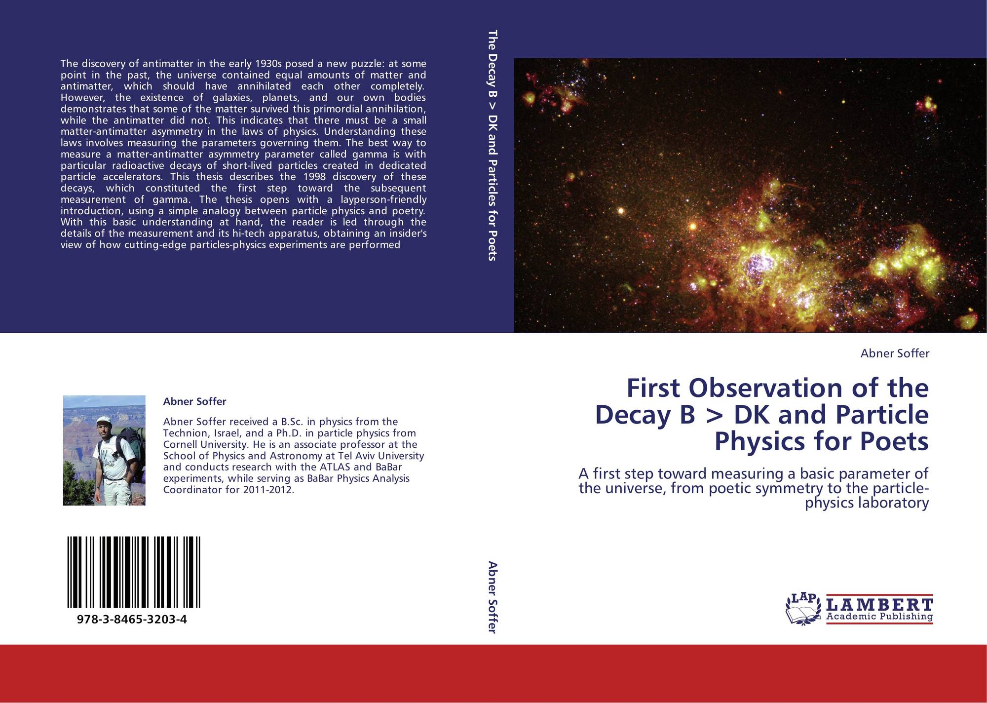 thesis on particle physics