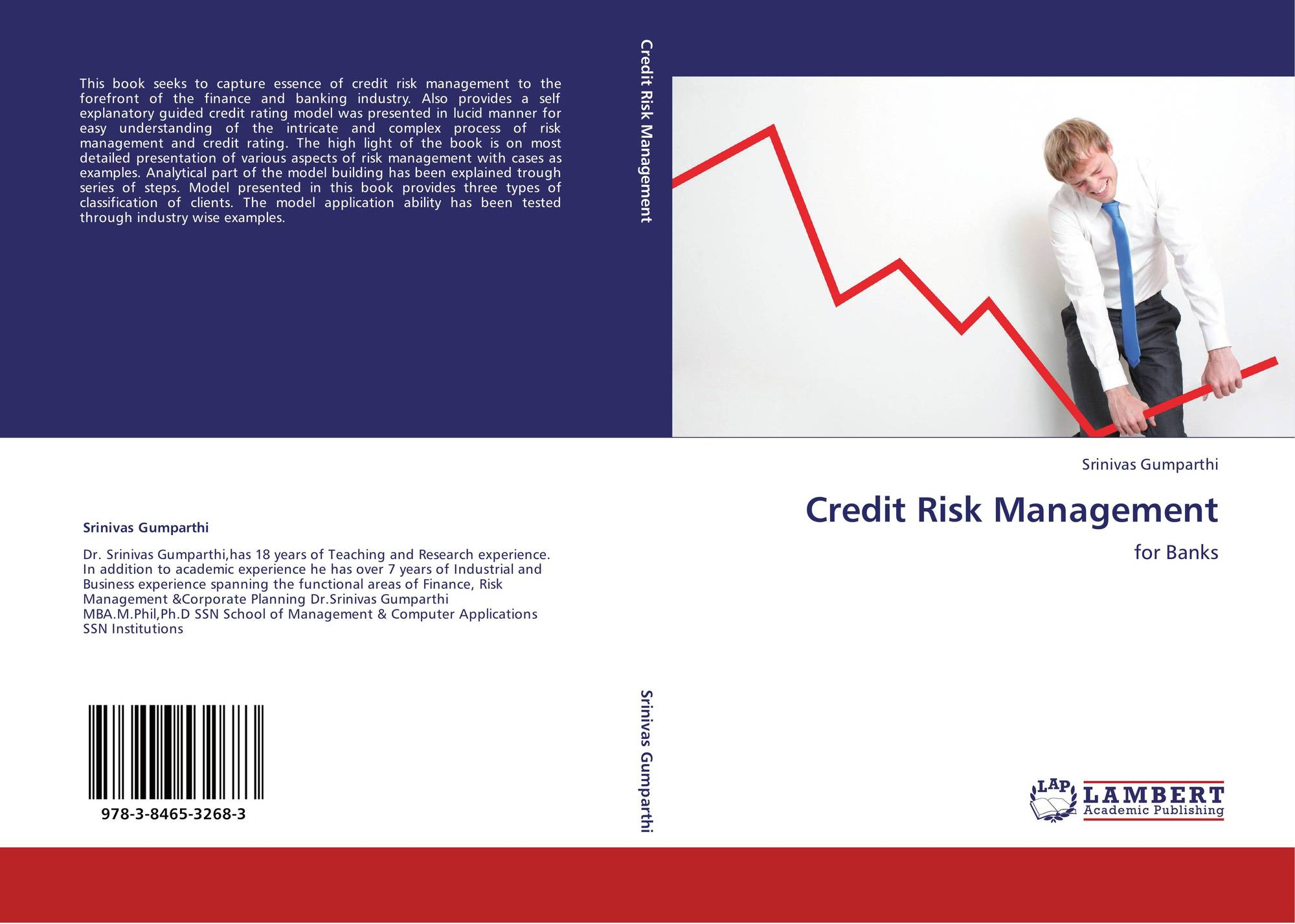 credit risk in banks Risk ratings should be developed for various credit types based on their unique features and risk characteristics—that is, credit scores, debt-to-income ratios, collateral types, and loan-to-value ratios for consumer loans, and debt service coverage, financial.