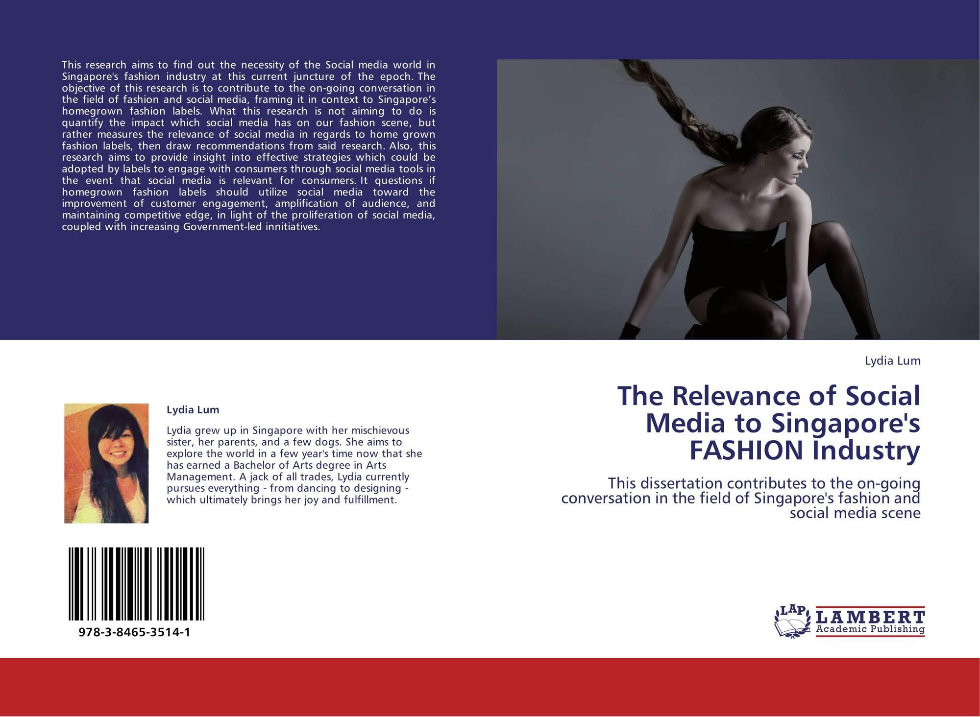fashion dissertation examples