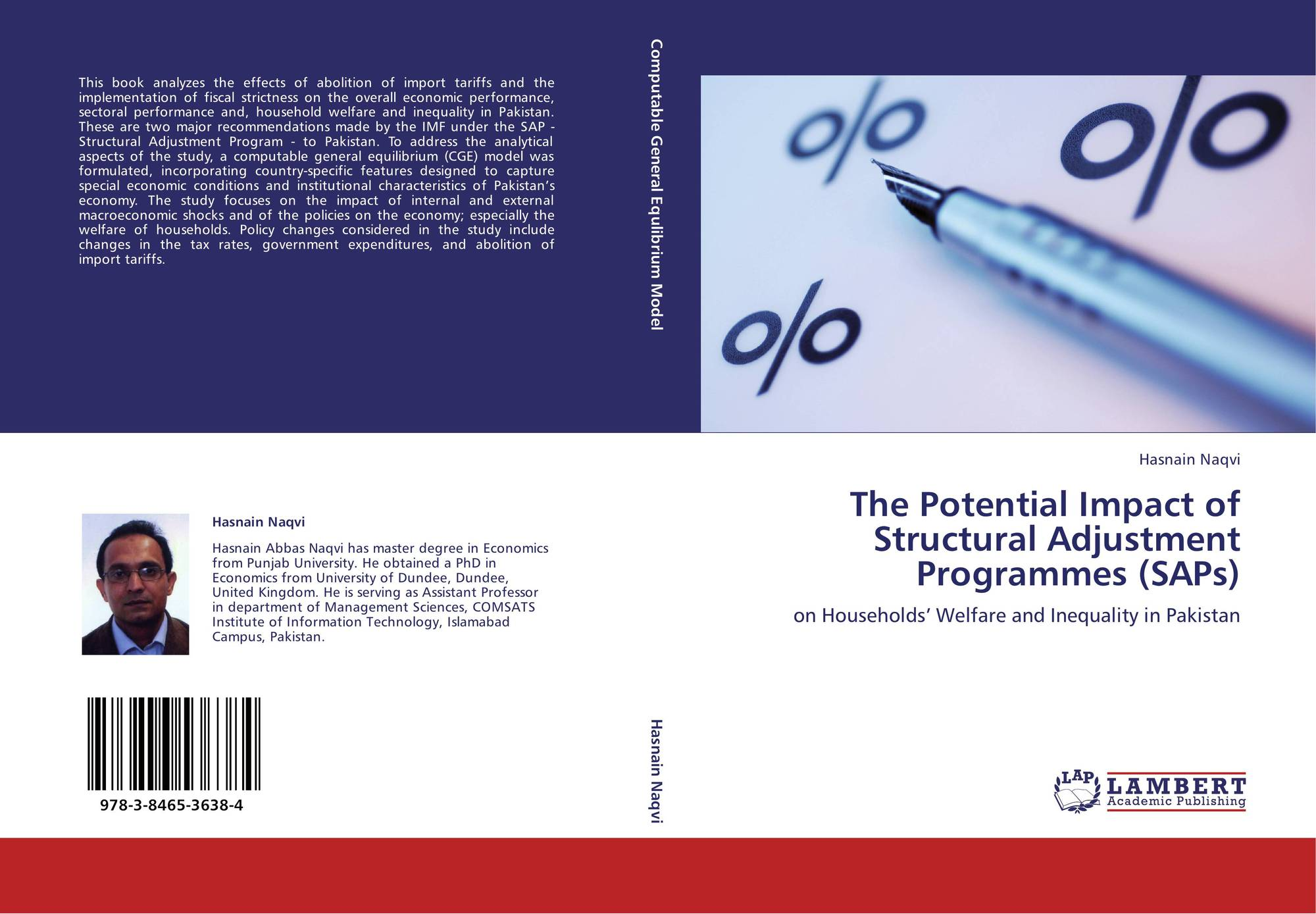 structural adjustment programs the impact on Summary: this report is a prospective analysis of the effect of structural adjustment programs on the delivery of veterinary services in africa the analysis is based on a review of replies to a questionnaire.