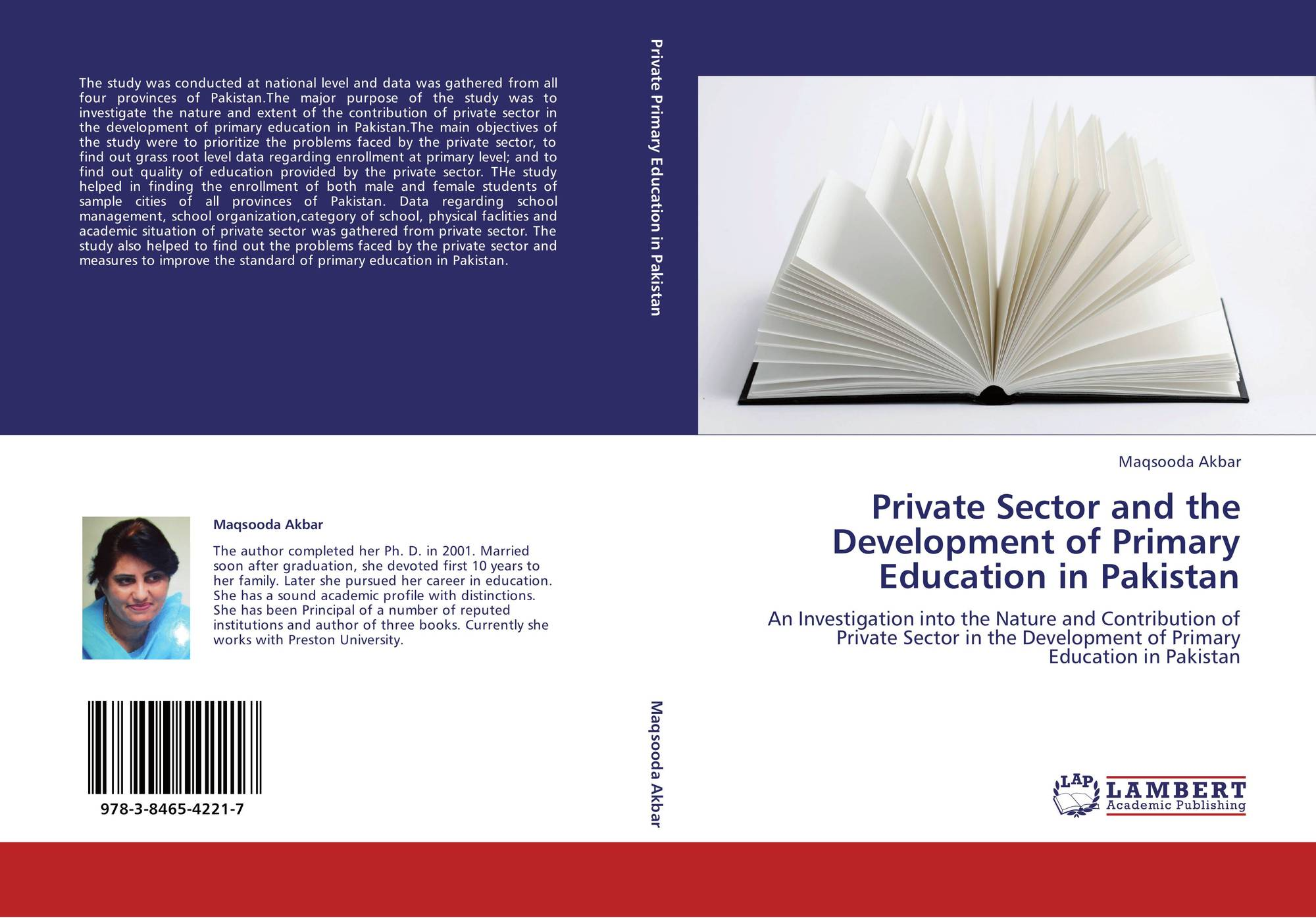 private sector study on education