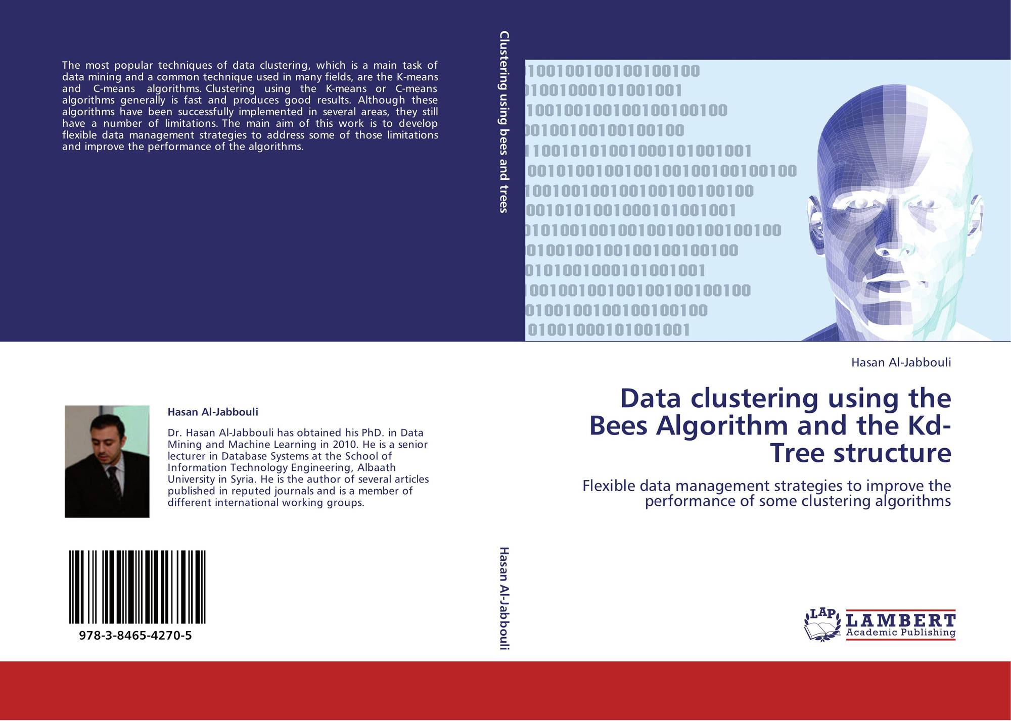 Data clustering using the Bees Algorithm and the Kd-Tree structure