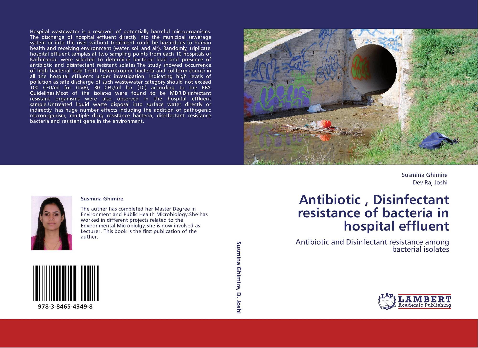 using genes for antibiotic resistance to trace source s of bacterial contamination Plasmid encoded antibiotic resistance: acquisition and transfer of that antibiotic resistance genes in human bacterial as a source of resistance genes.