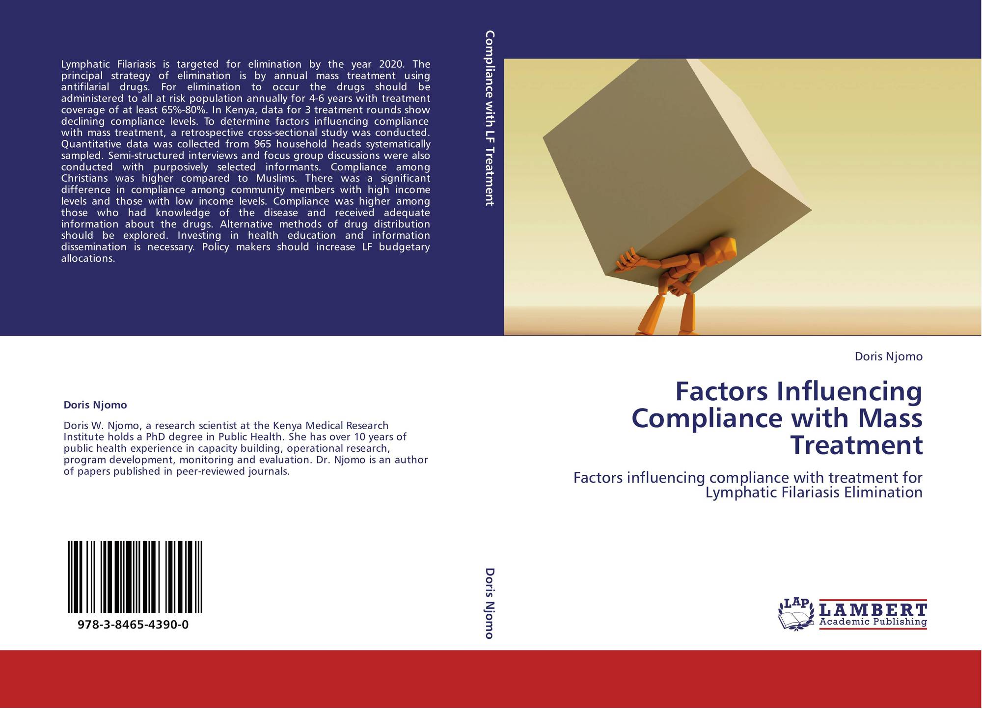 Factors Influencing Compliance with Mass Treatment, 978-3