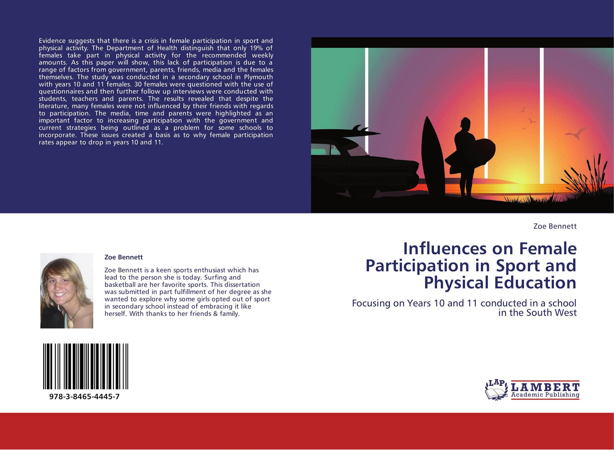 factors influencing participation in sport essay
