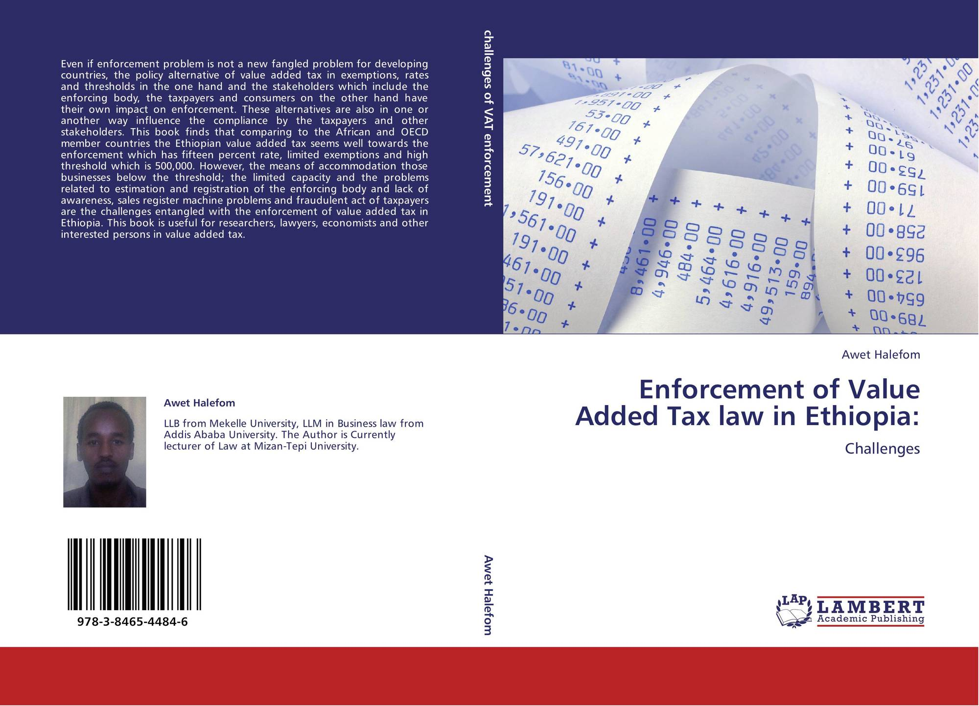 the vat regime under ethiopian law Look up 2018 international vat and gst rates get information for standard, reduced and zero rates for each country get up to date vat news.