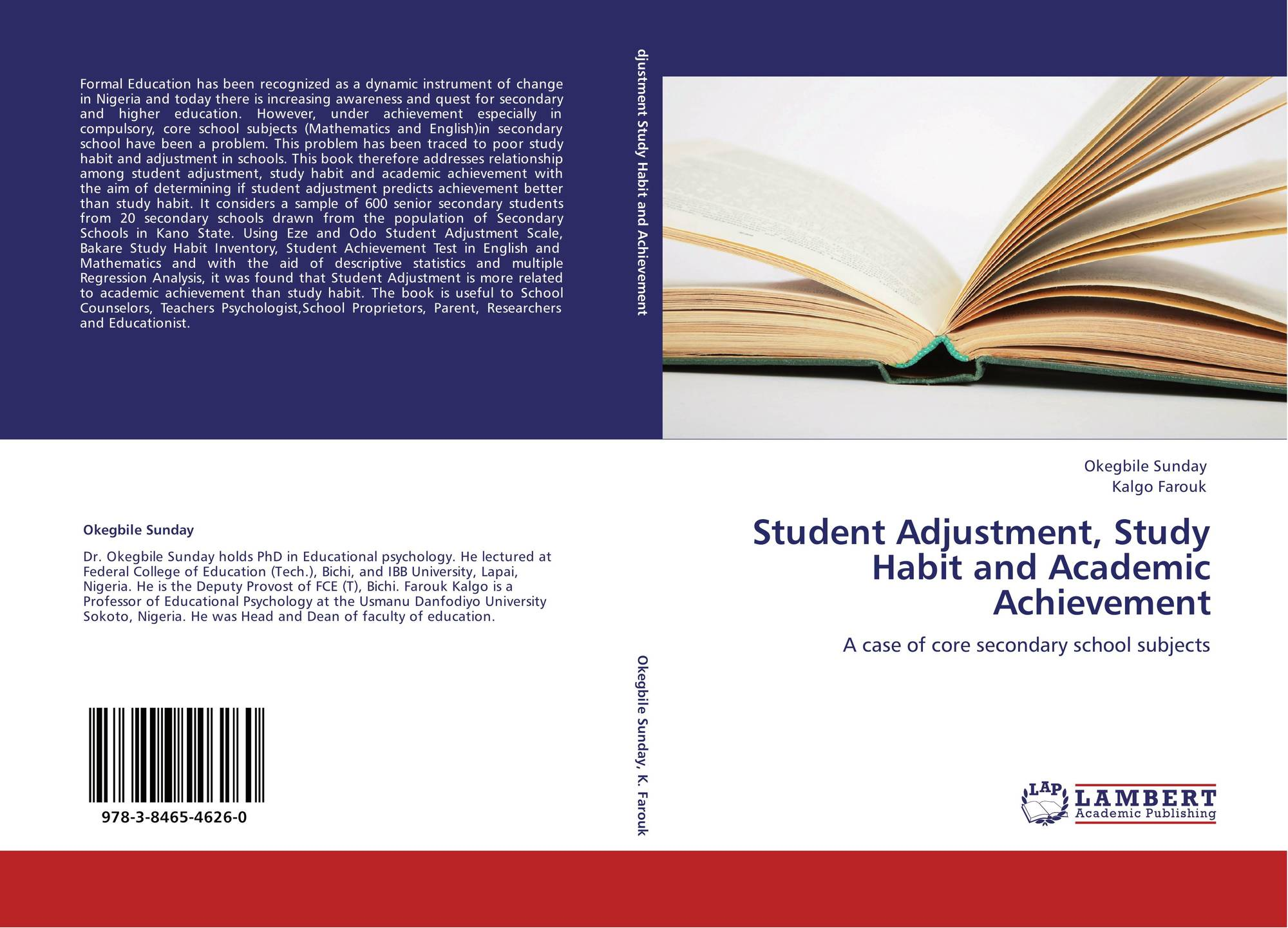 thesis on academic achievement